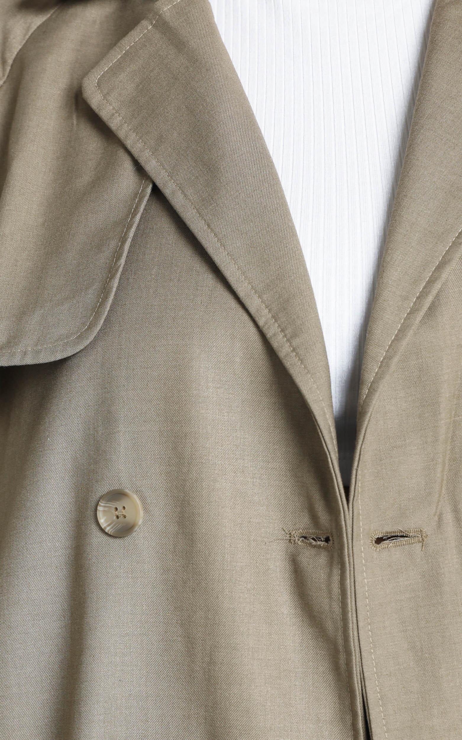 Lioness - Treacherous Long Coat in Beige - 12 (L), Beige, hi-res image number null