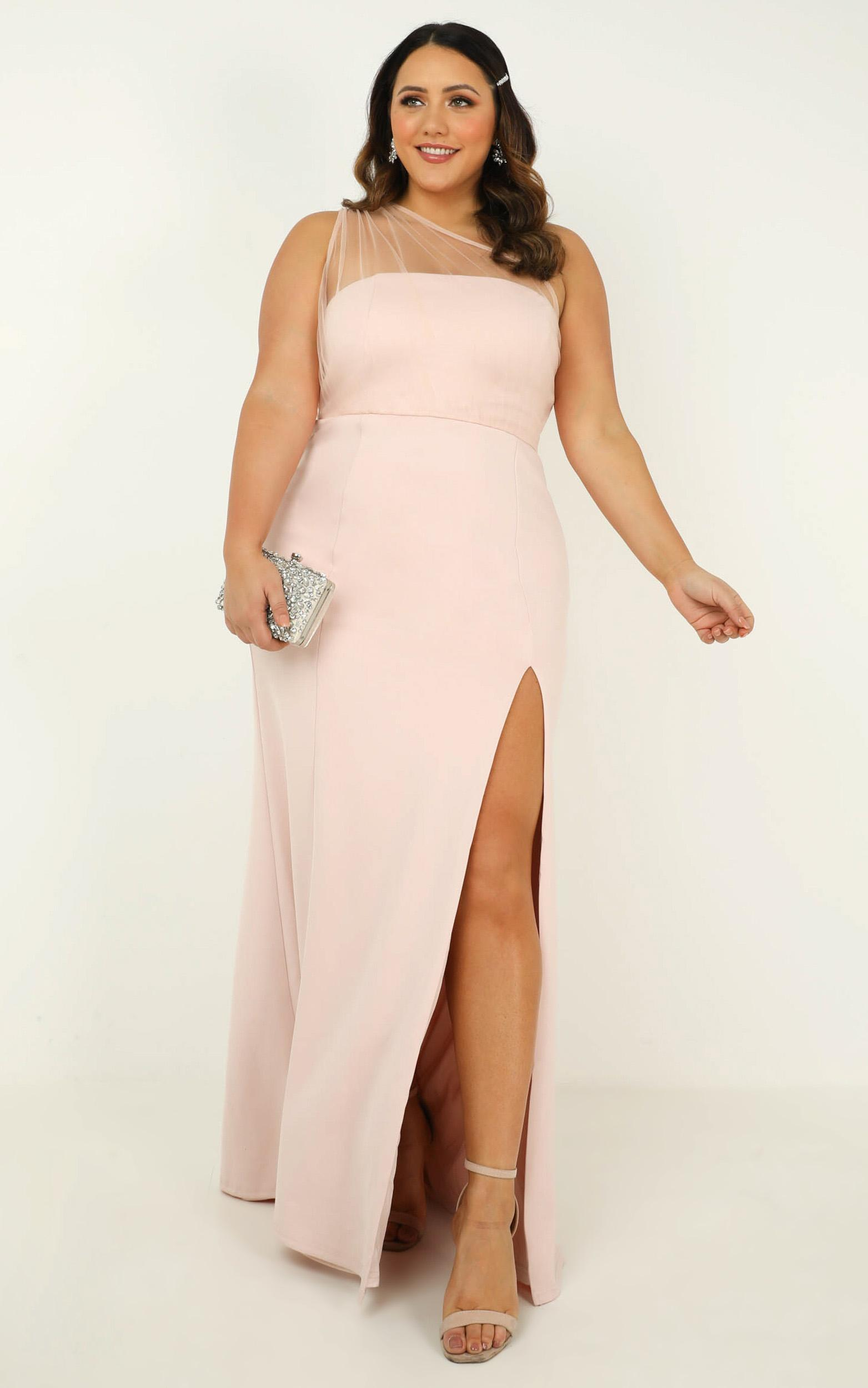 Proposing love dress in blush - 20 (XXXXL), Blush, hi-res image number null