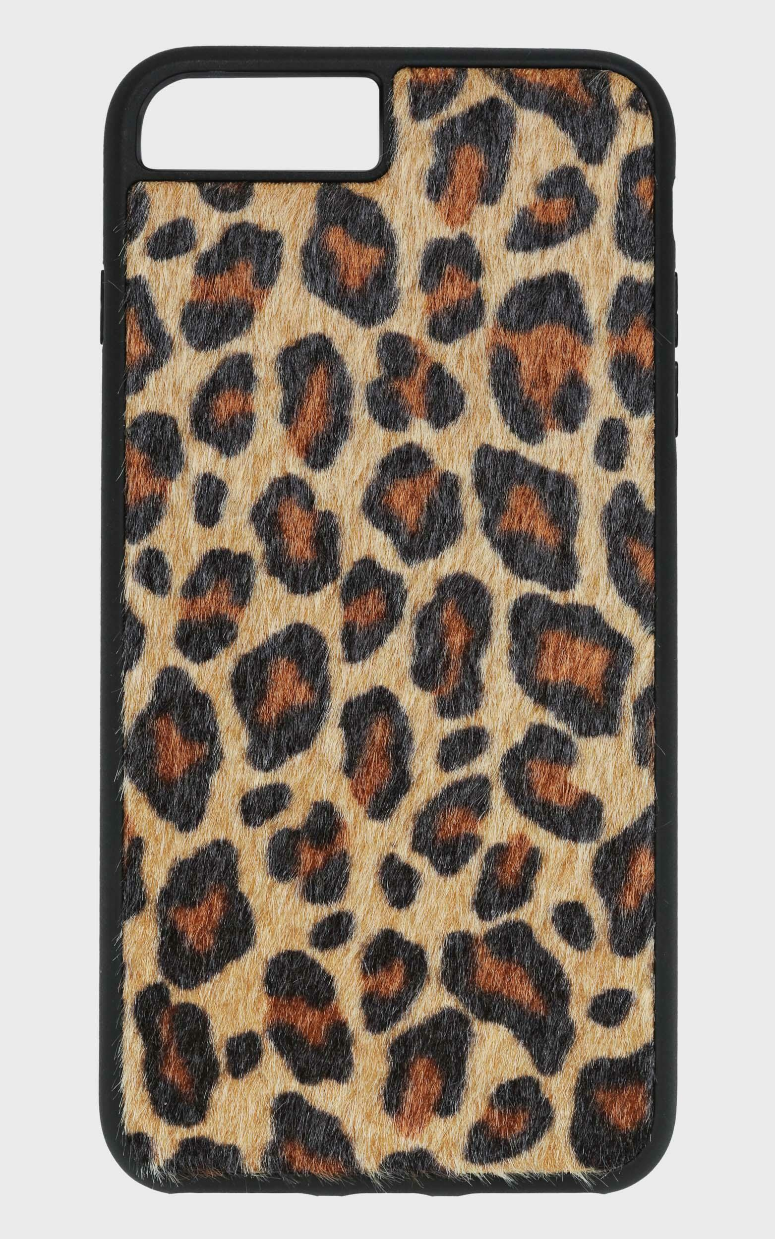 Georgia Mae - The Tan Leopard Iphone Case  - iXS, Brown, hi-res image number null