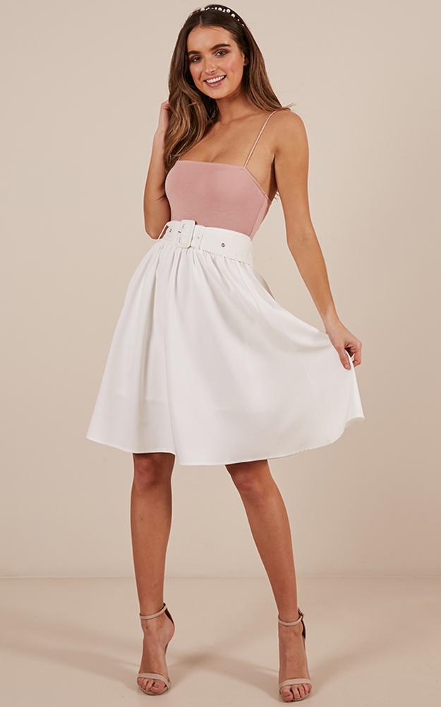 Sweet Spot Skirt in white - 20 (XXXXL), White, hi-res image number null