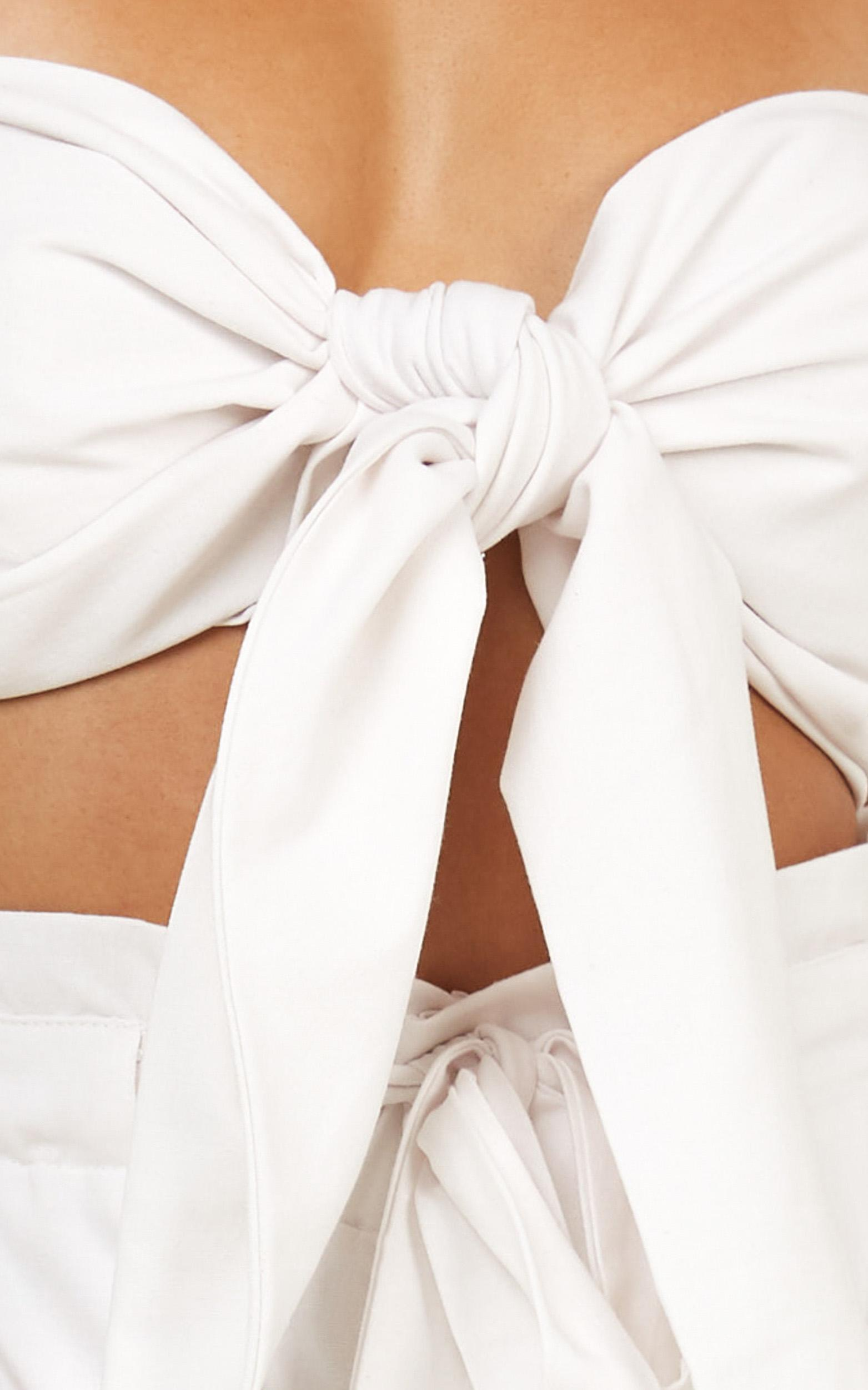 Adoring Love Two Piece Set in white - 14 (XL), White, hi-res image number null