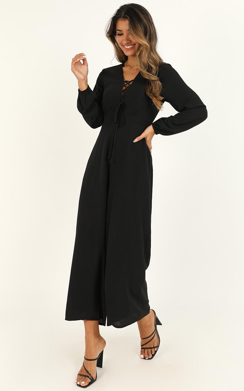 More And More Jumpsuit in black - 20 (XXXXL), Black, hi-res image number null