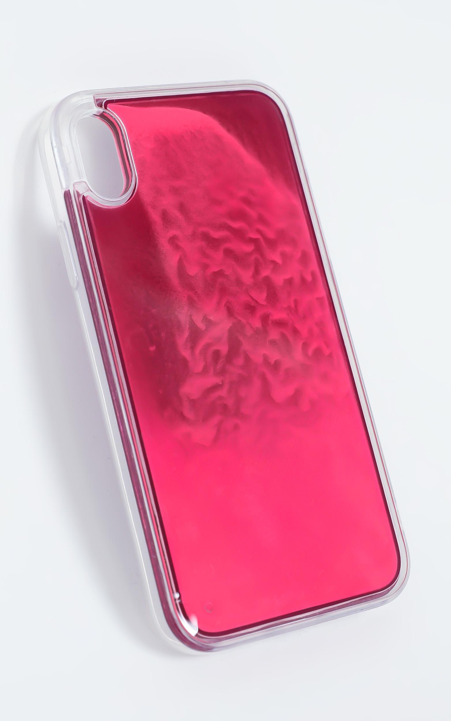 Quicksand Phone Case in Pink - iPhone 8 Plus, Pink, hi-res image number null