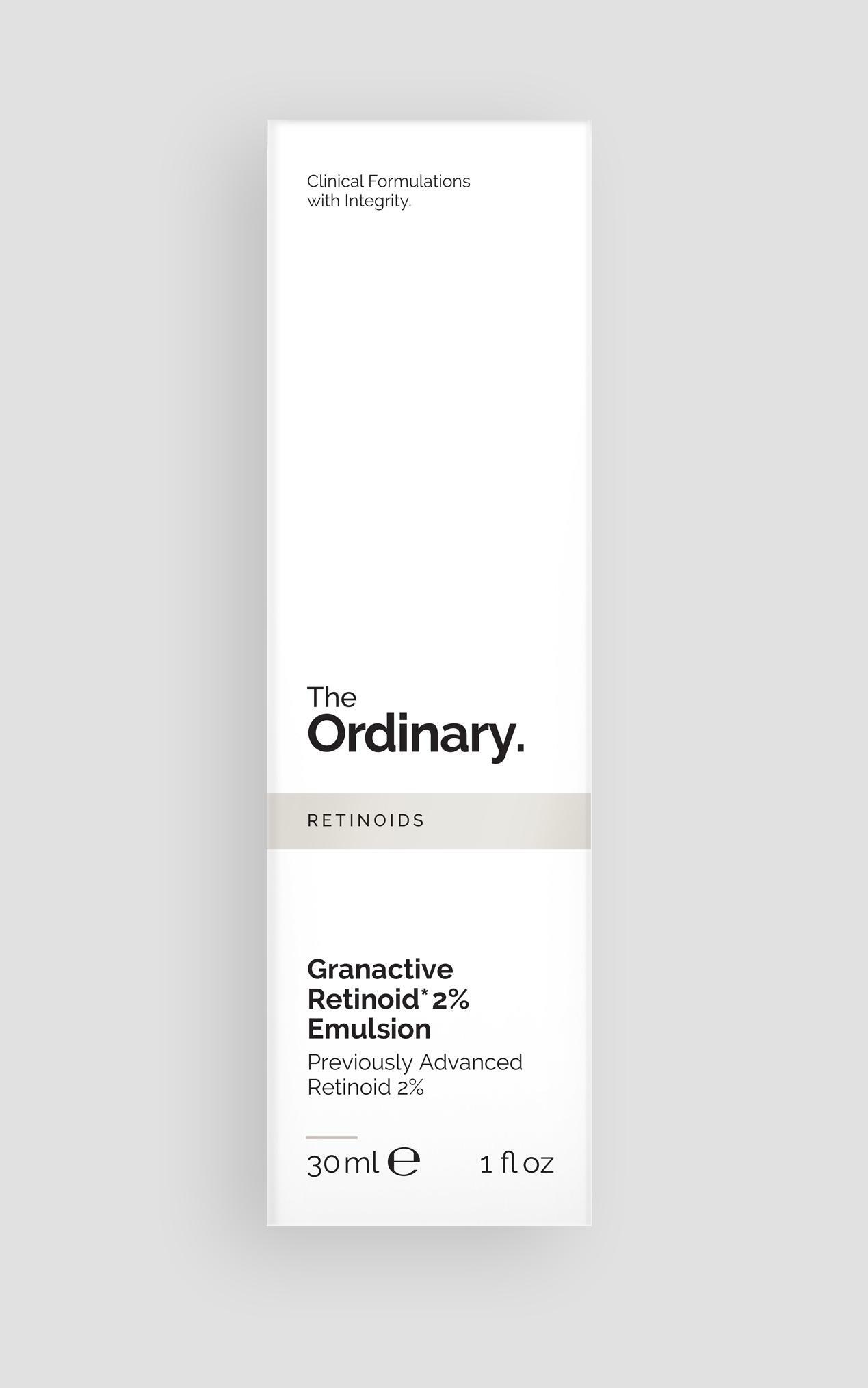 The Ordinary - Granactive Retinoid 2% Emulsion - 30ml , Silver, hi-res image number null
