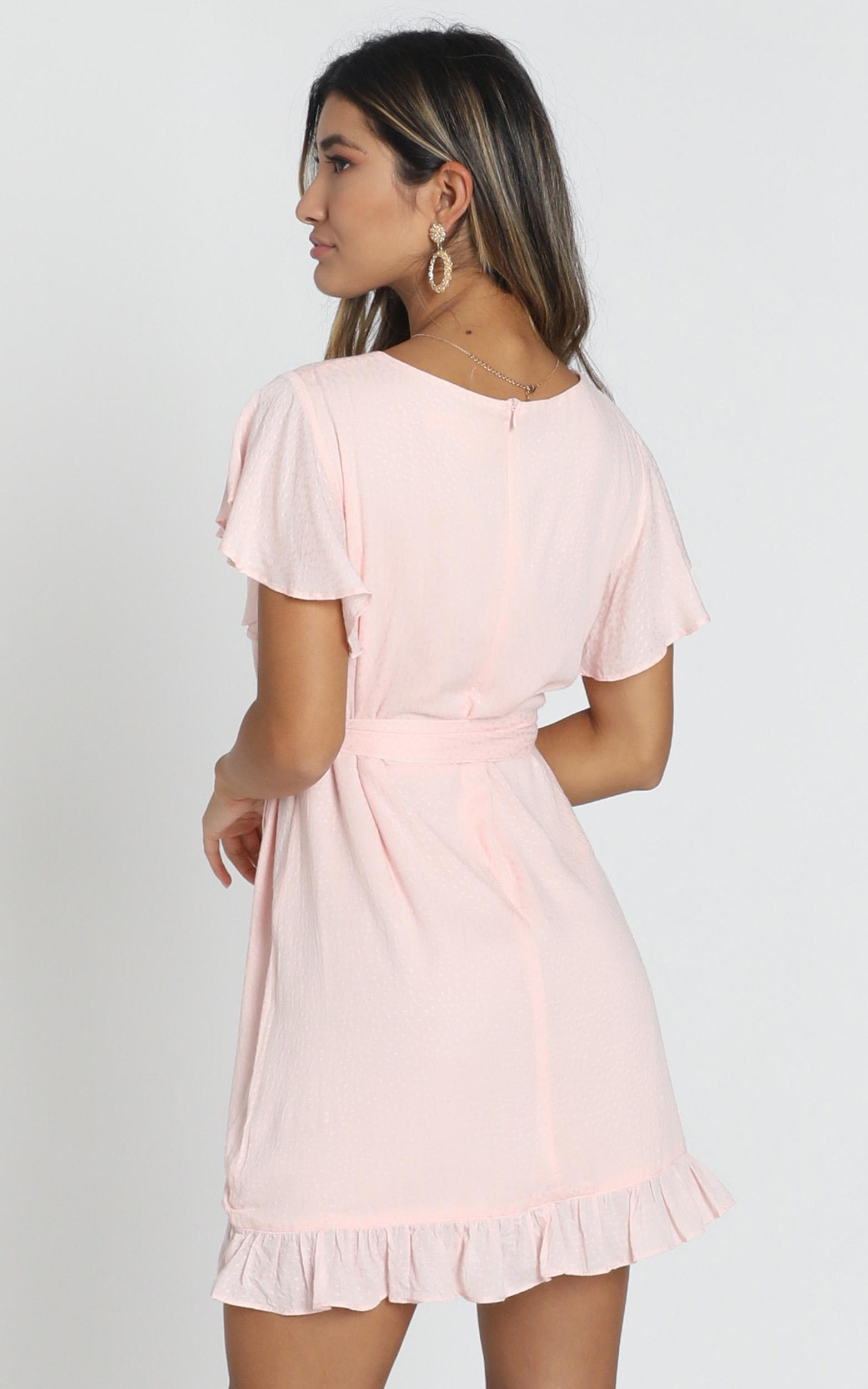 Sweet nothings dress in blush - 20 (XXXXL), Blush, hi-res image number null