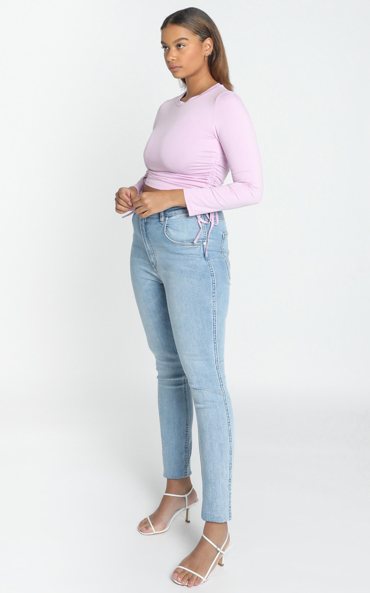 Like Never Before Top in lilac - 6 (XS), Purple, hi-res image number null