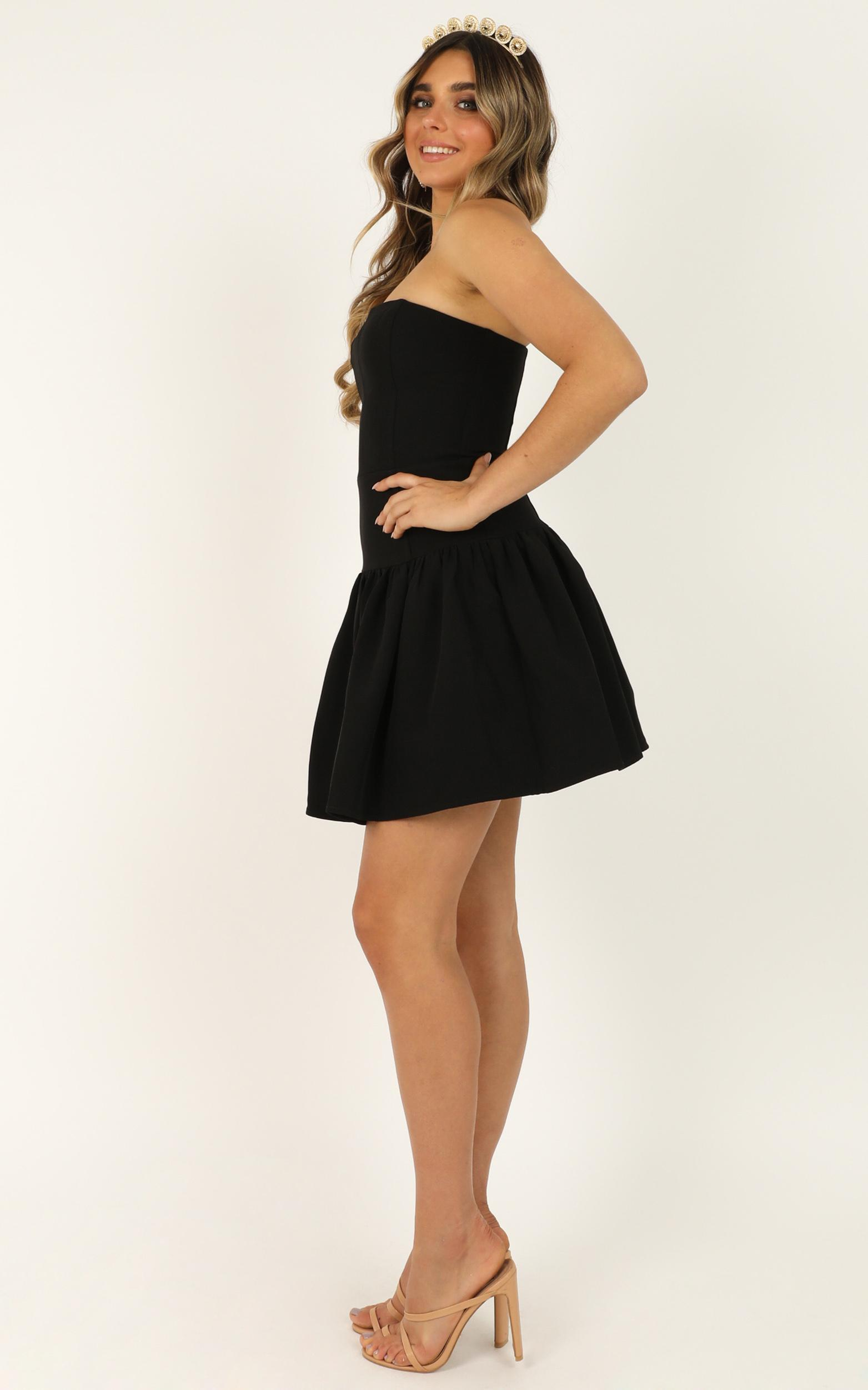 All The Memories We Share Dress in black - 20 (XXXXL), Black, hi-res image number null