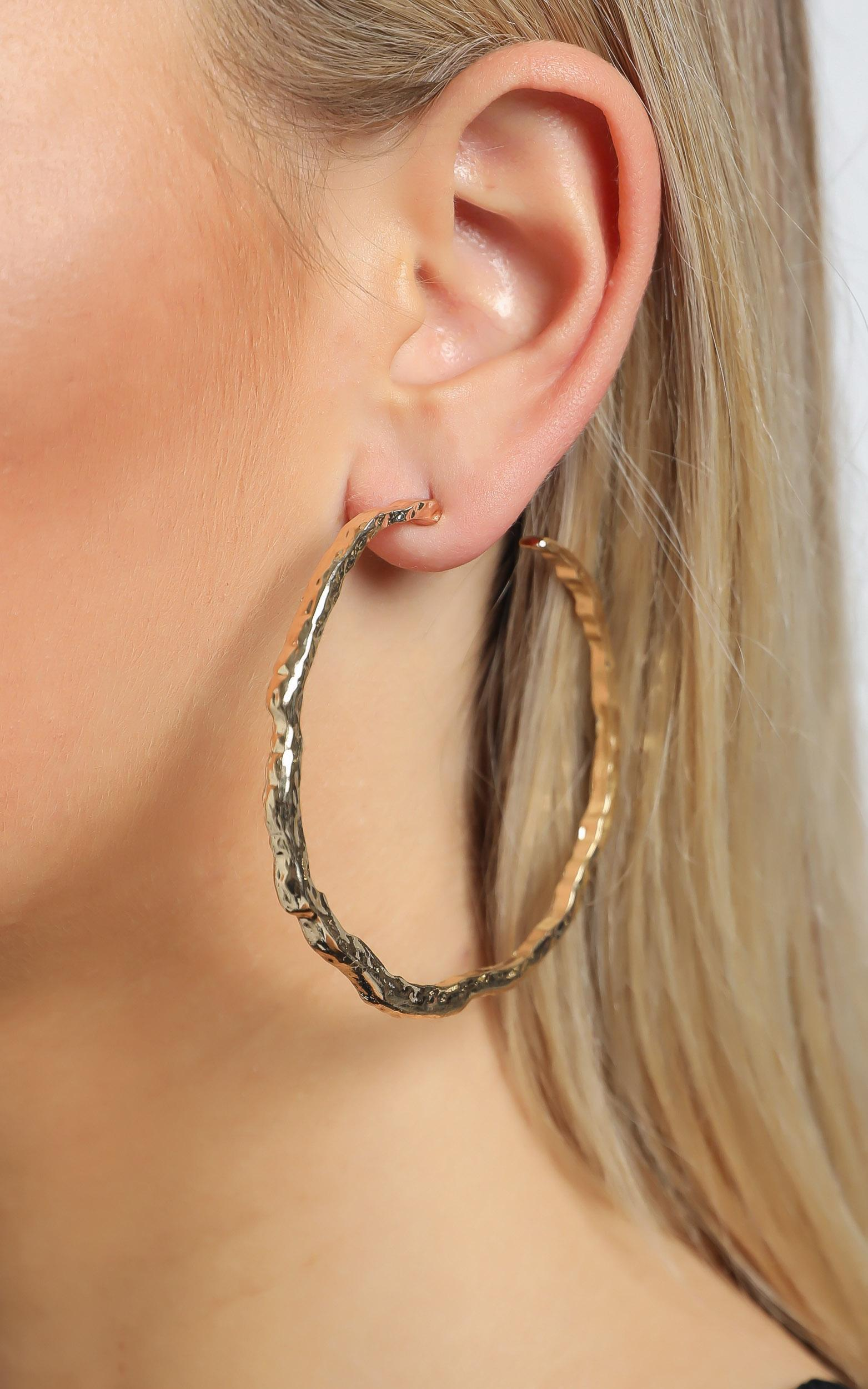 Maybelle Earrings in Gold, , hi-res image number null