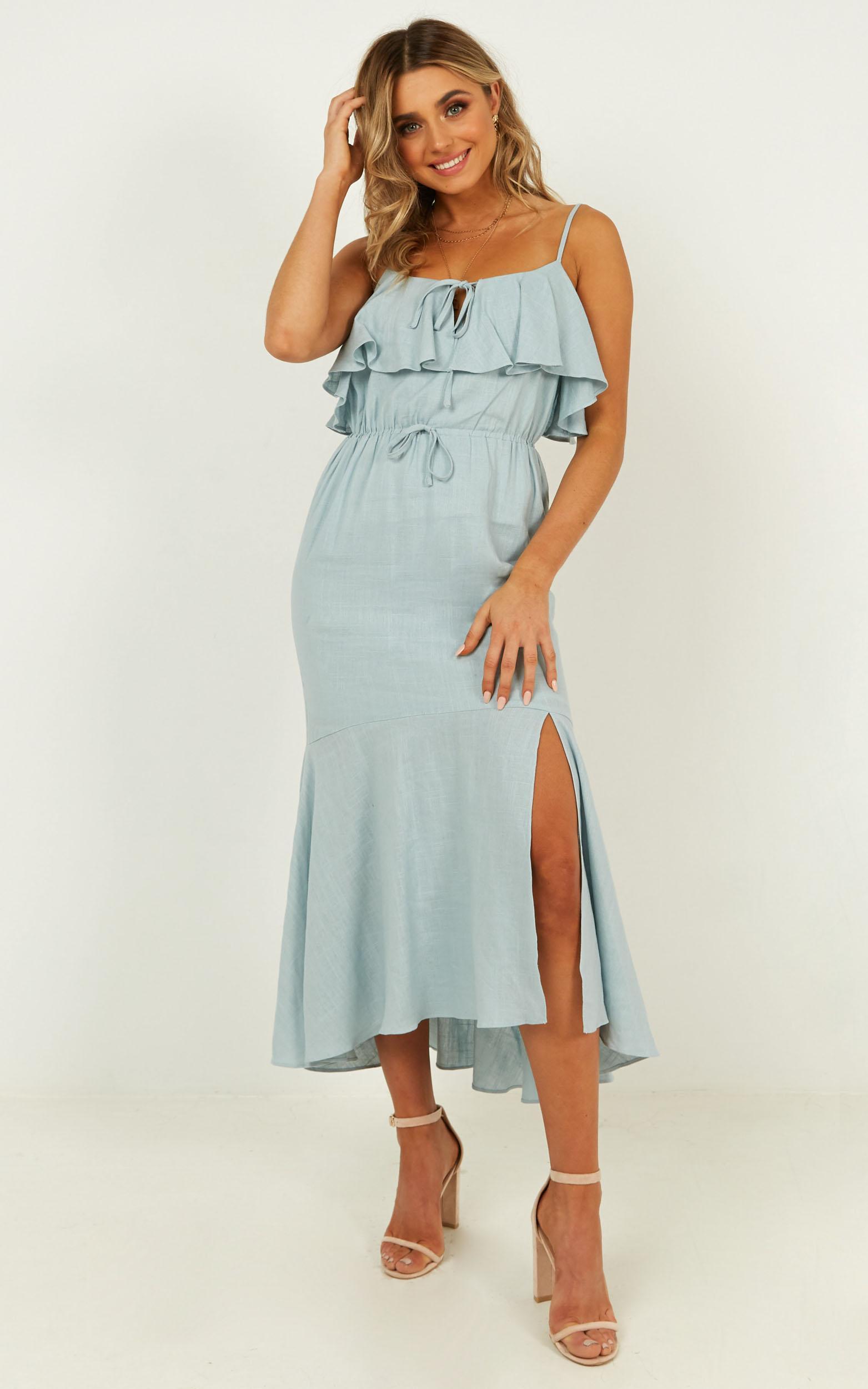 Inner Pride Dress in sage - 20 (XXXXL), Sage, hi-res image number null