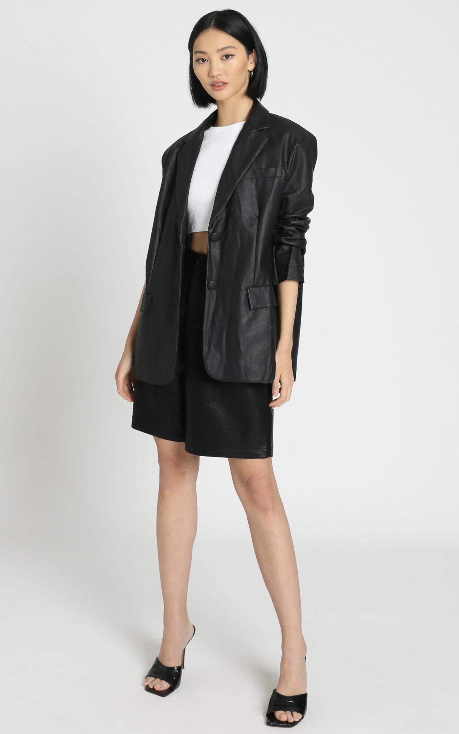 Tasya Blazer in Black - S/M, Black, hi-res image number null