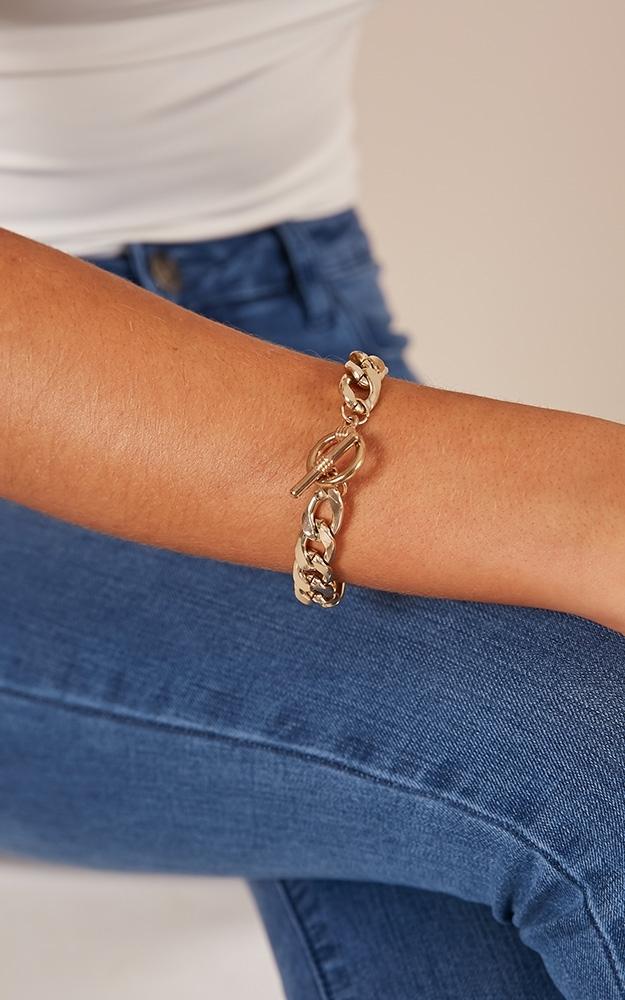 Slow It Down bracelet in gold, , hi-res image number null