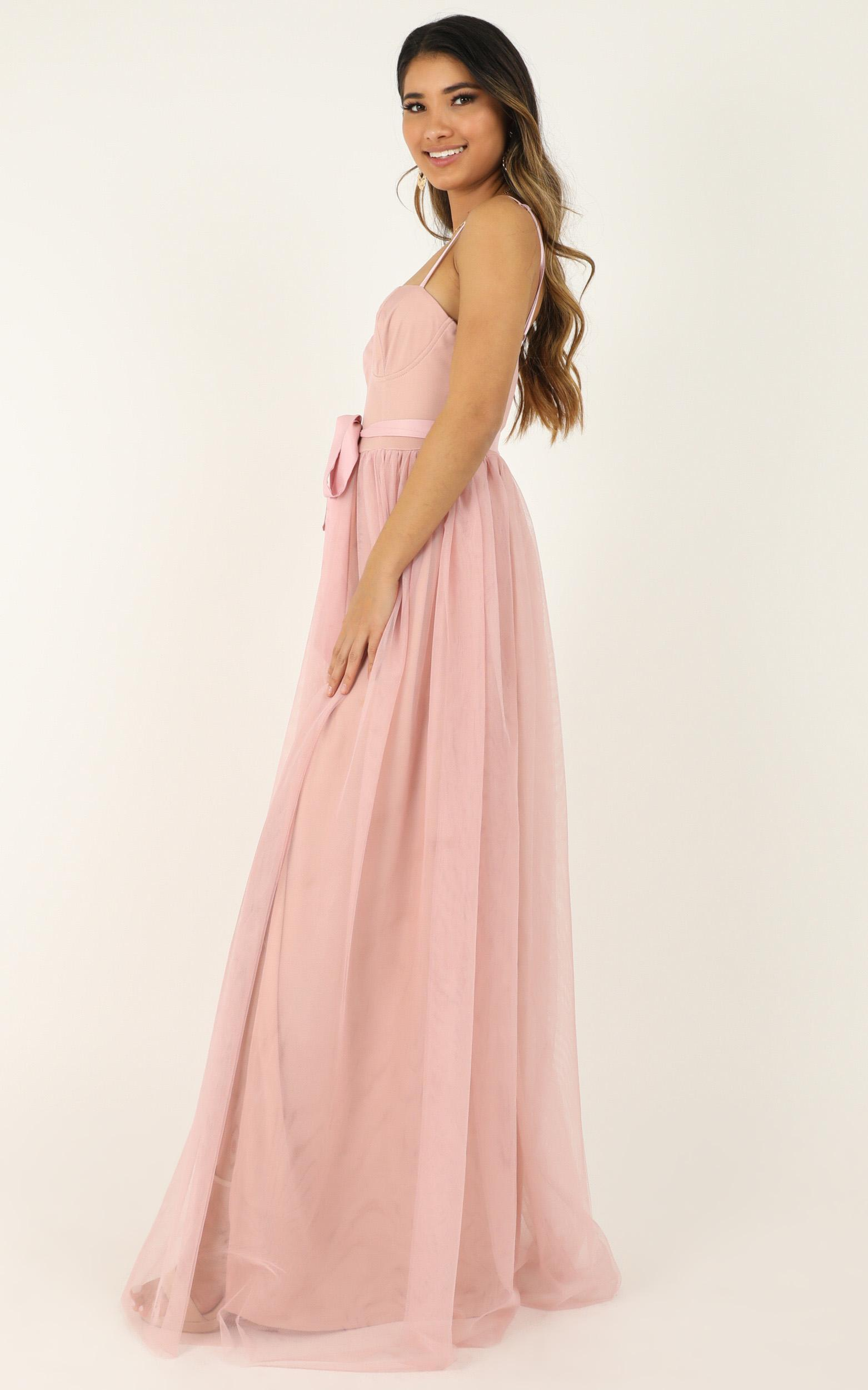 At The Altar Dress in blush - 16 (XXL), Blush, hi-res image number null