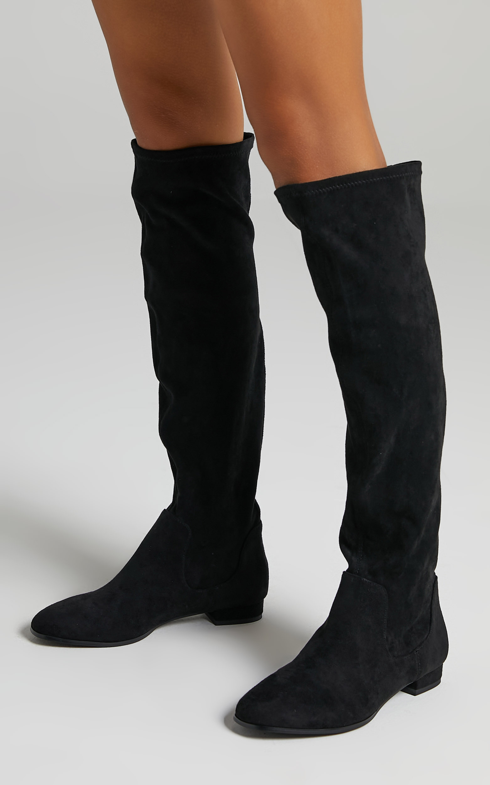 Therapy - Huxley Boots in Black - 05, BLK1, hi-res image number null