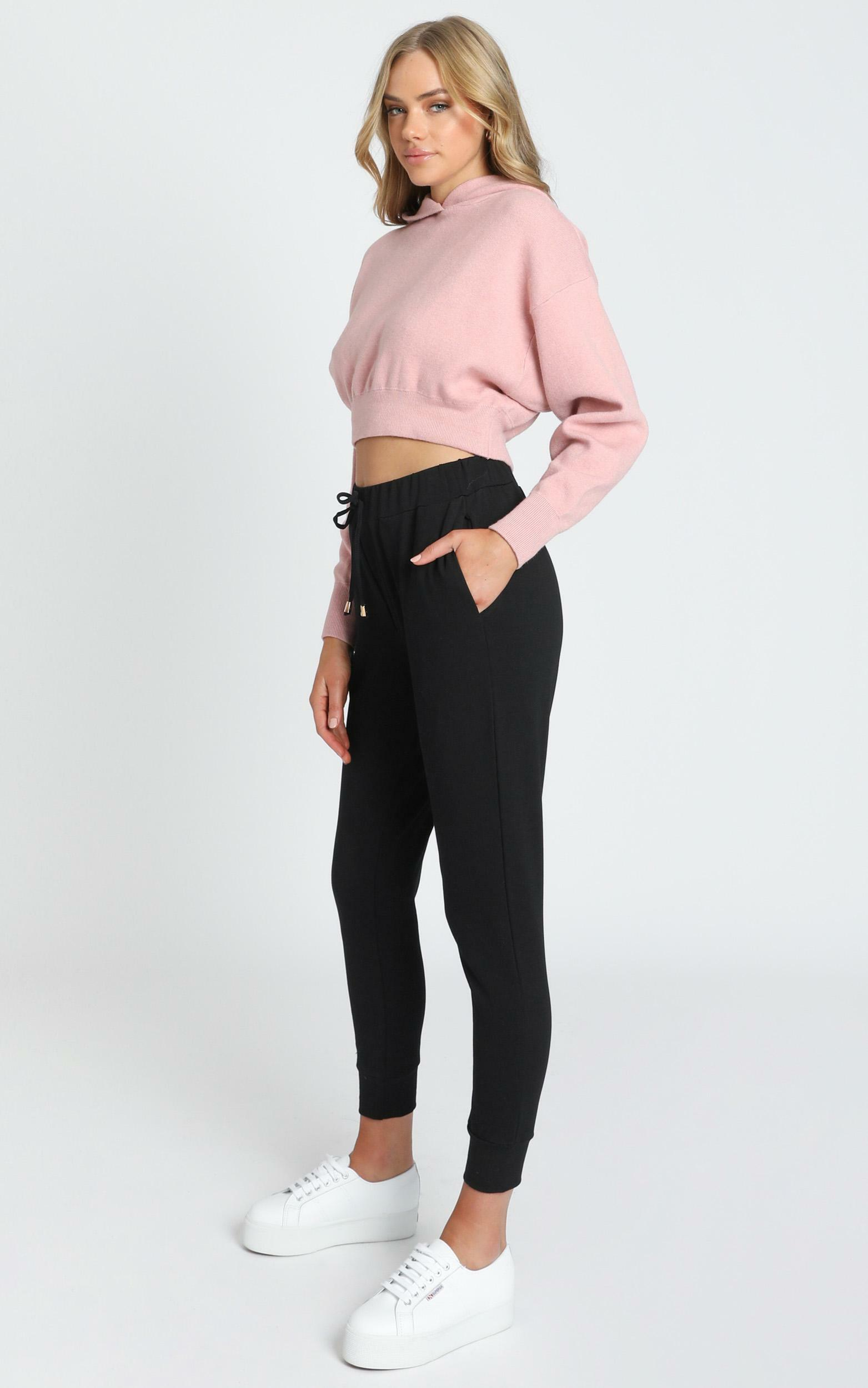 My Favourite Sweat Pants in  Black - 6 (XS), Black, hi-res image number null