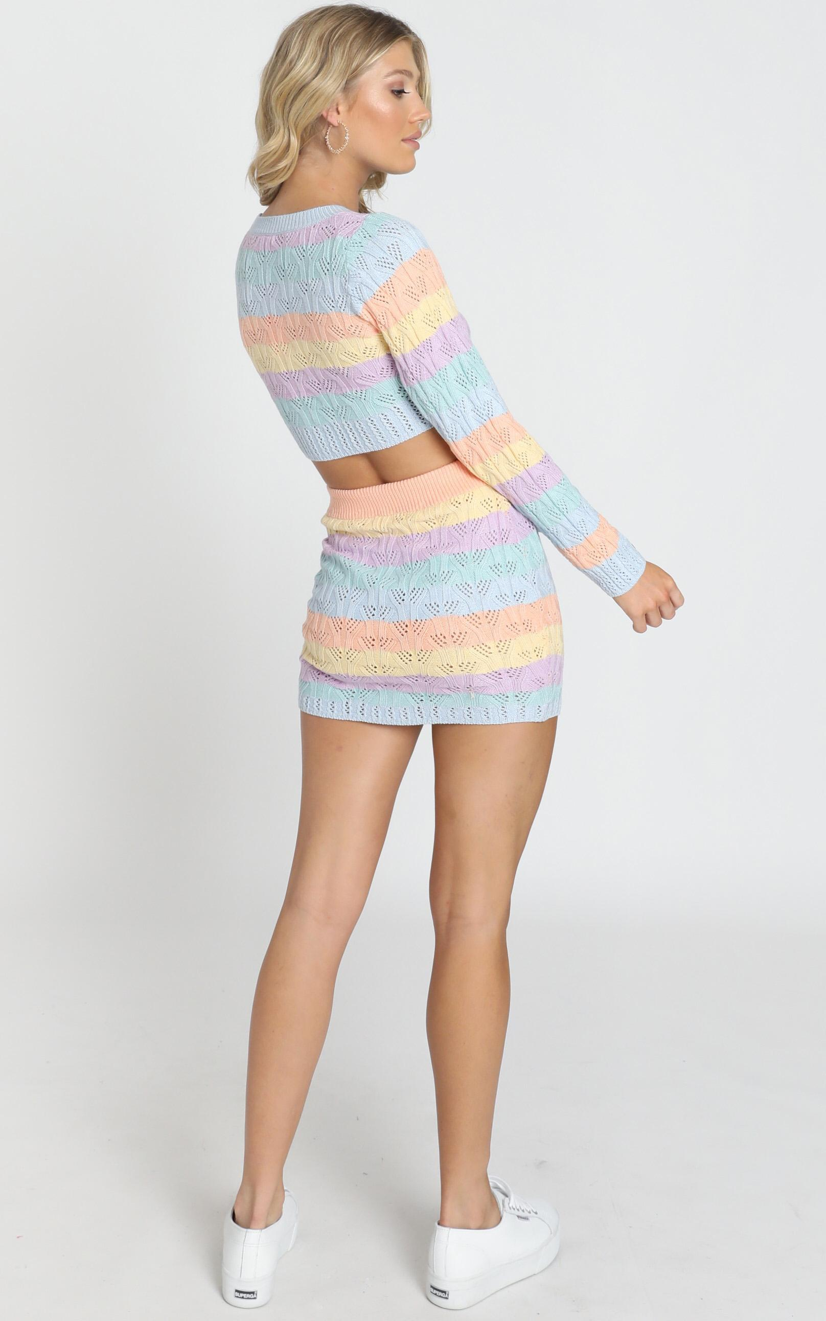 Leeds Two Piece Set in multi - 12 (L), Blue, hi-res image number null