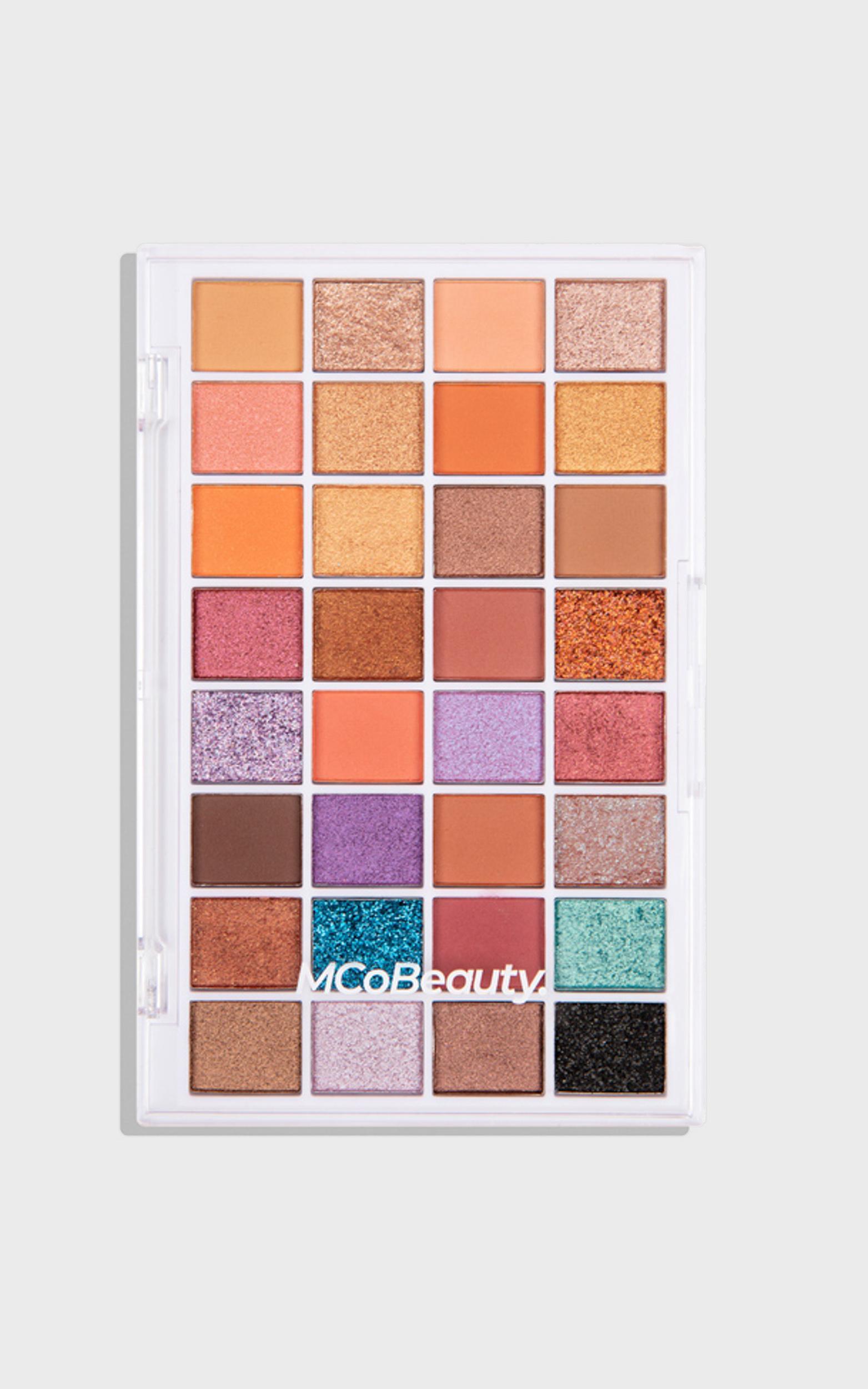 MCoBeauty - The Beauty Edit Mega Eyeshadow Palette , , hi-res image number null