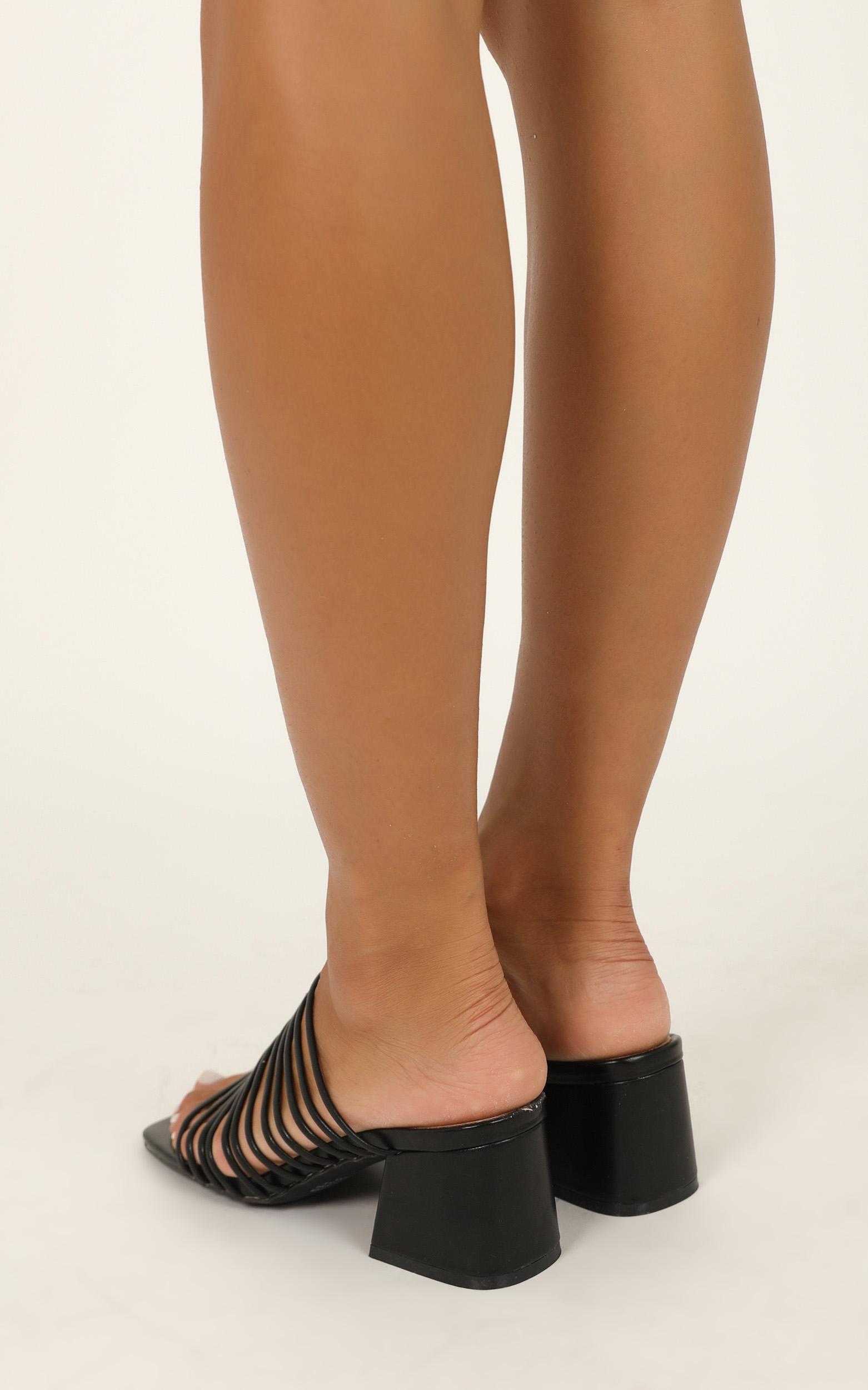 Therapy - Lola Heels in black - 10, Black, hi-res image number null