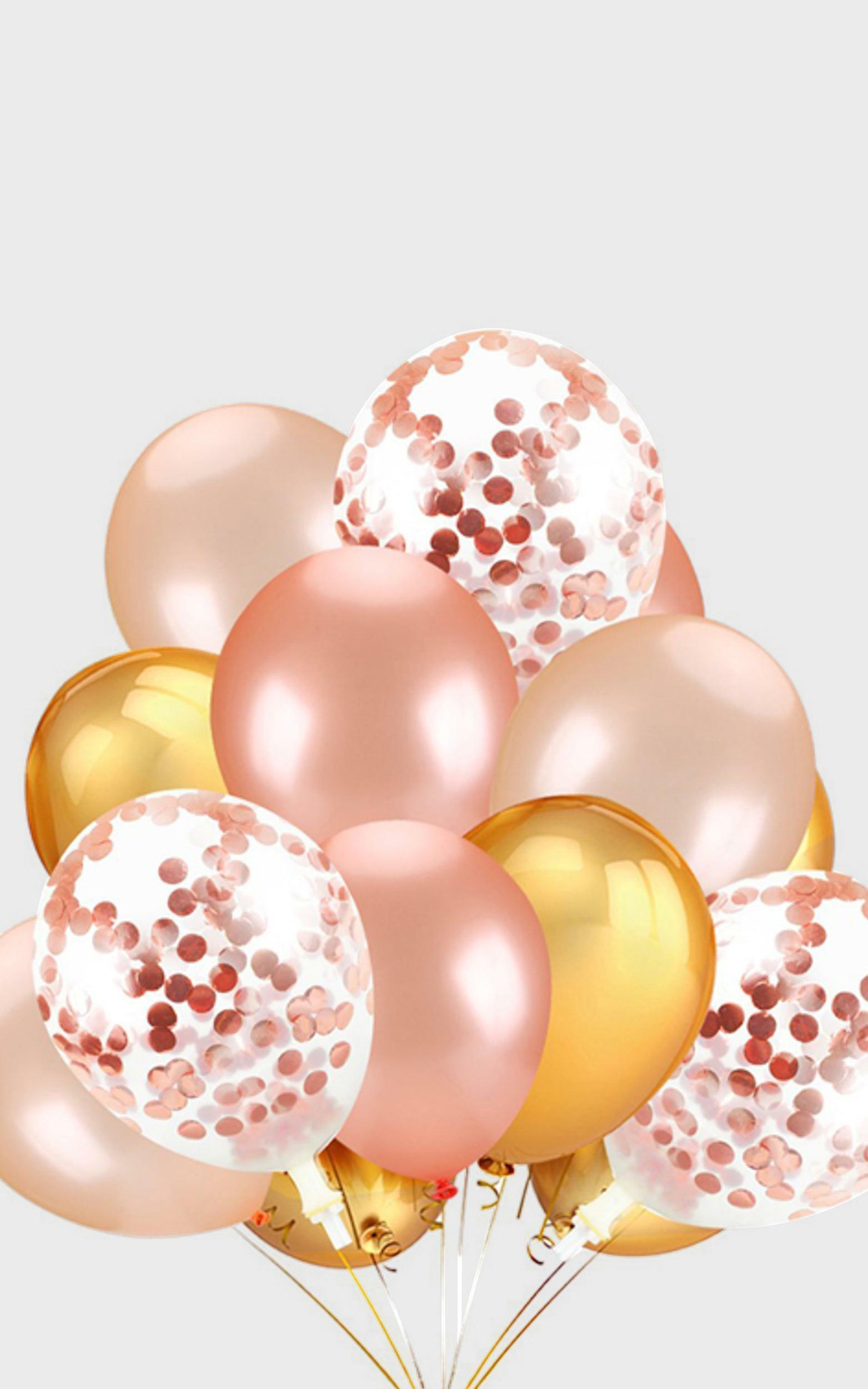 Bridal Celebration Balloons - 30pcs , , hi-res image number null