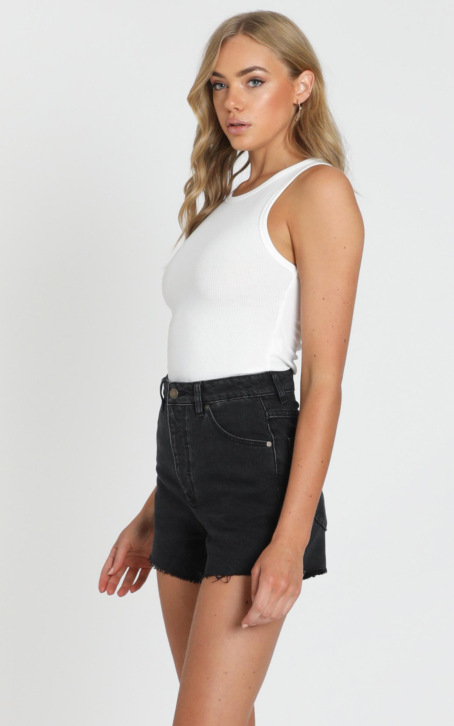 Cant You Tell Top In white - 20 (XXXXL), White, hi-res image number null