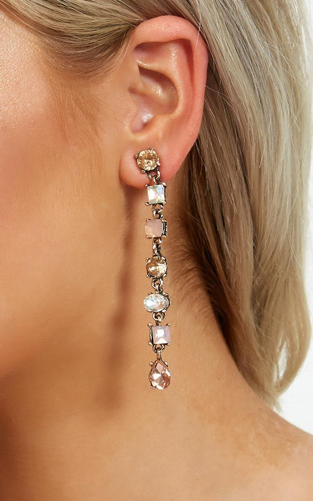 Life With You Earrings In Multi, , hi-res image number null