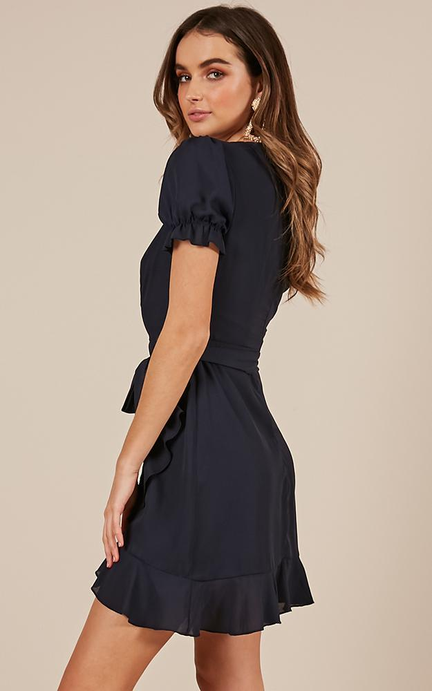 Play it Fair Dress in navy - 12 (L), Navy, hi-res image number null