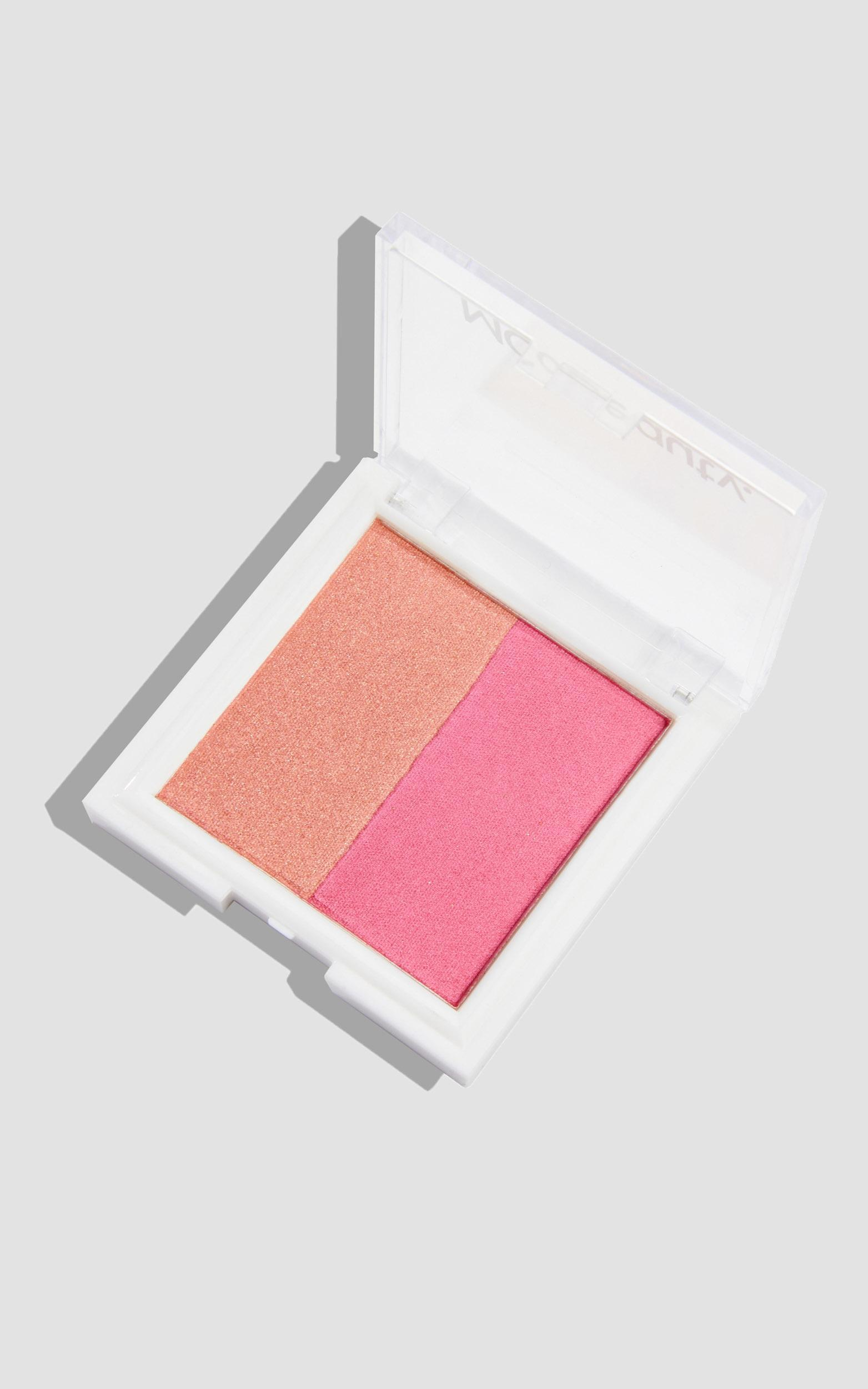 MCoBeauty - Duo Blush in Berry Glow, Pink, hi-res image number null