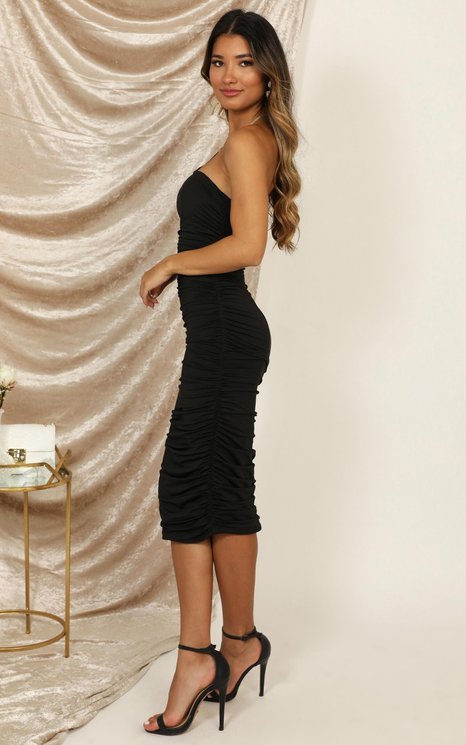 It Might Be Time dress in black - 12 (L), Black, hi-res image number null