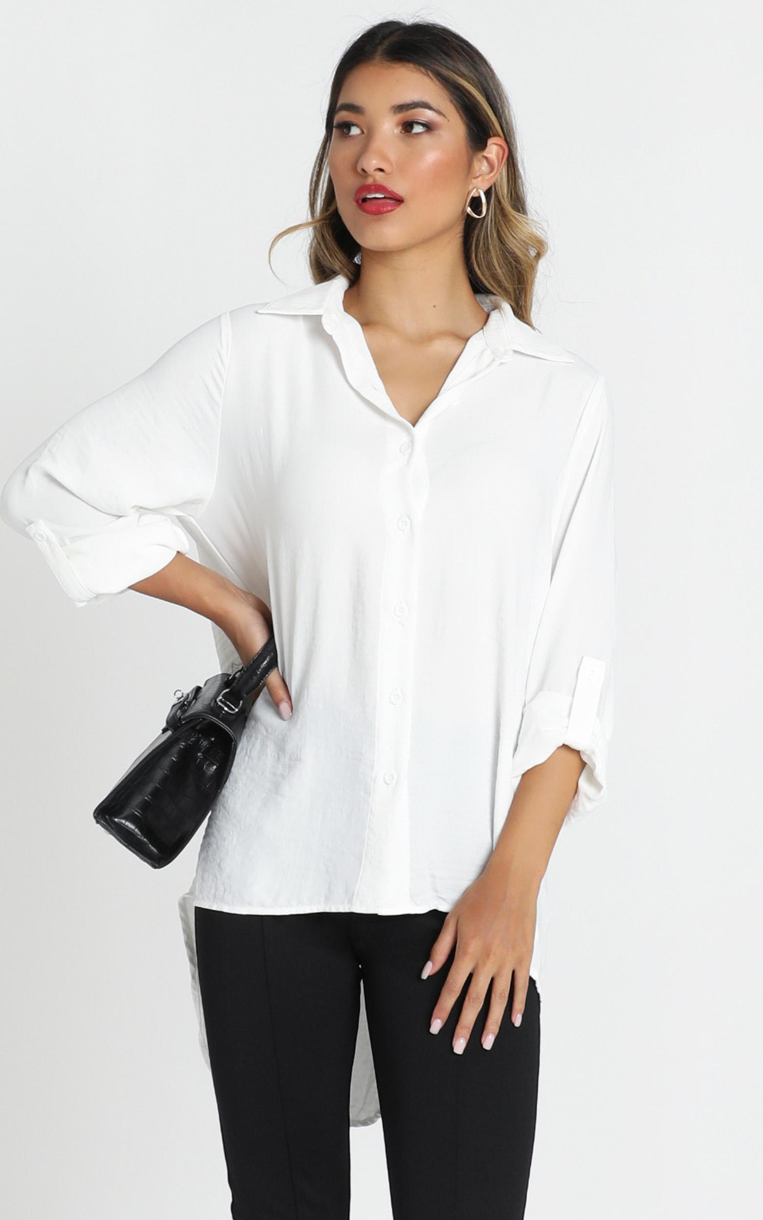 Sabbatical Shirt in white - 20 (XXXXL), White, hi-res image number null