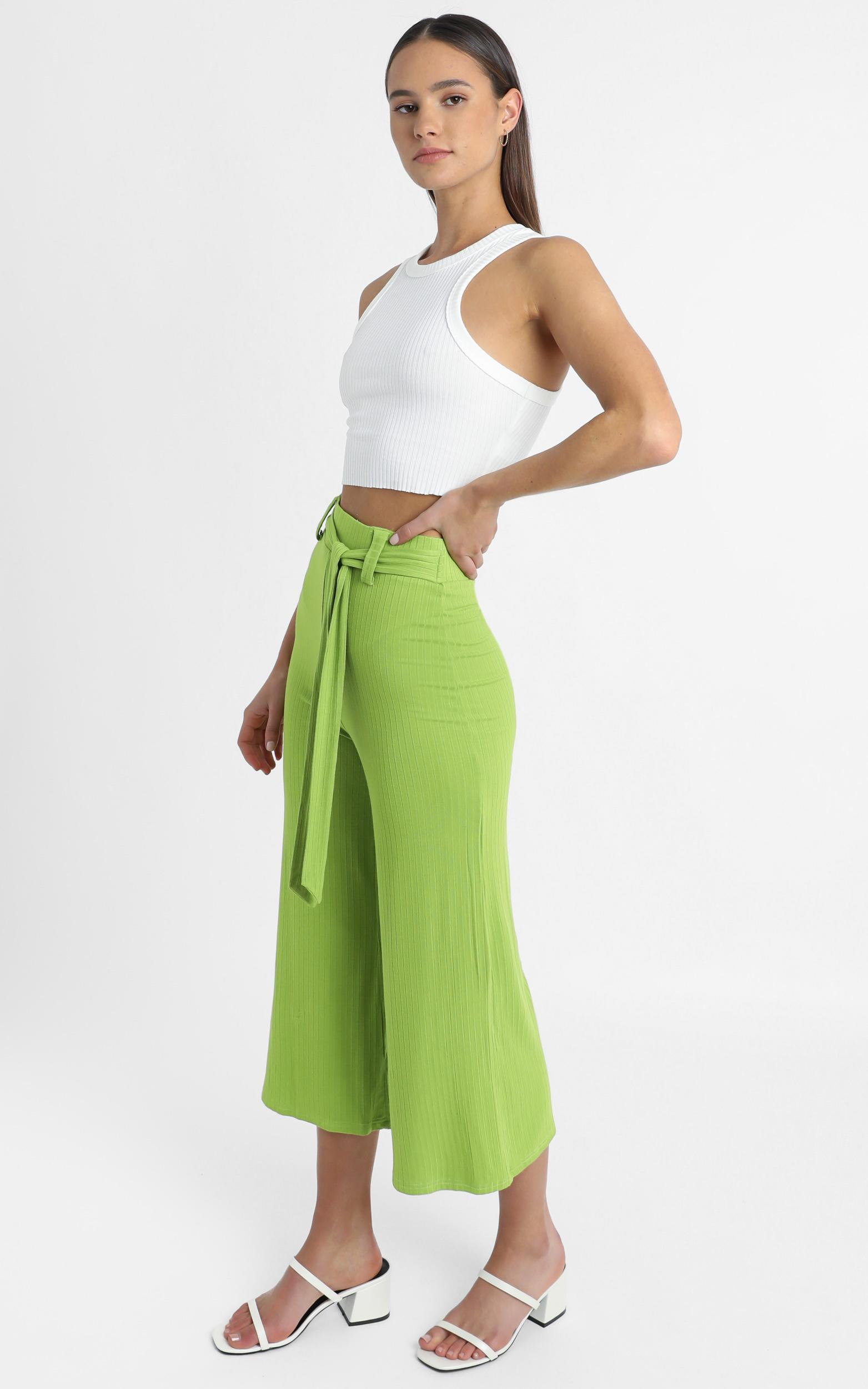 Donahue Pants in Green - 12 (L), Green, hi-res image number null