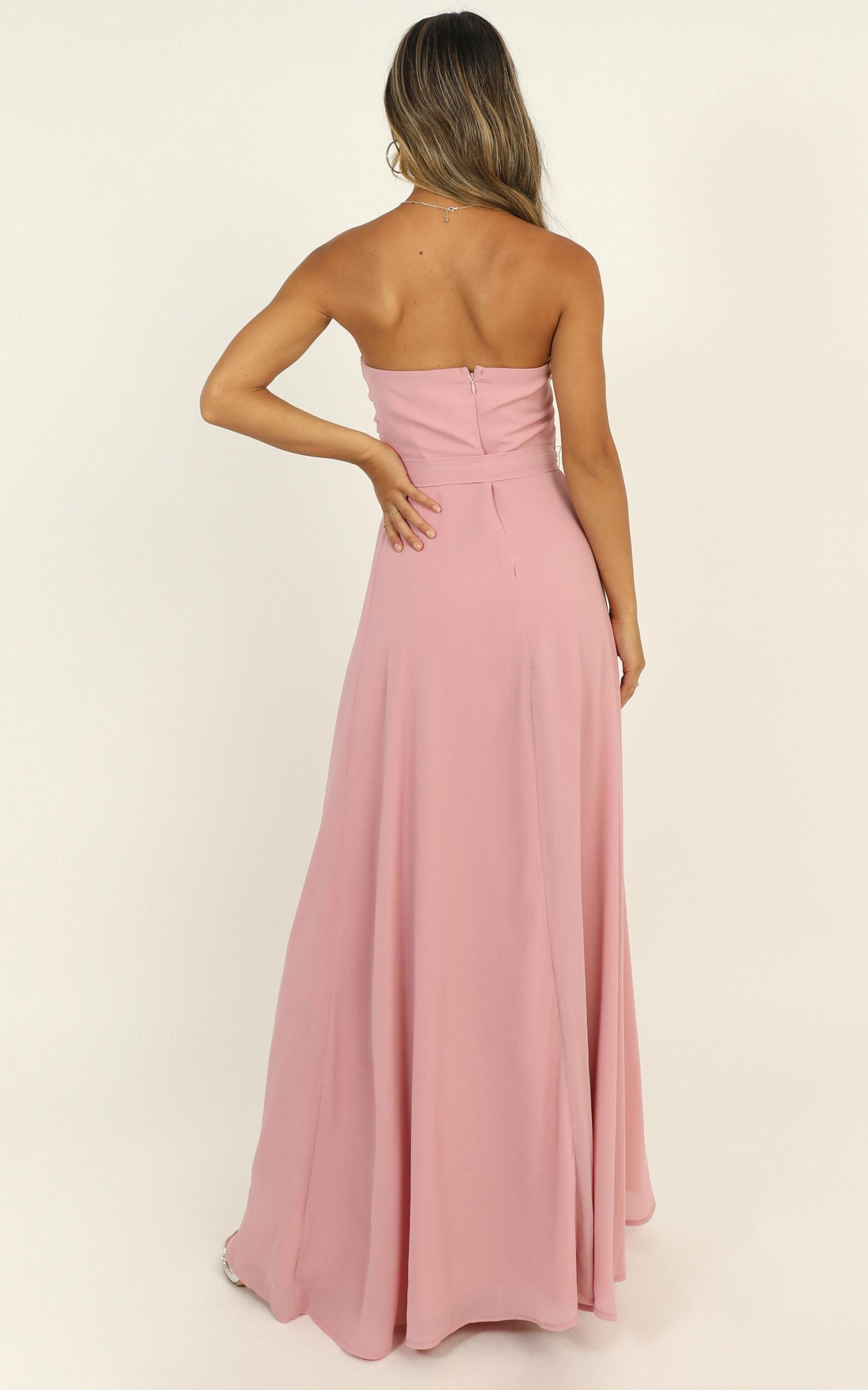 Someone I Love Dress in blush - 10 (M), Blush, hi-res image number null