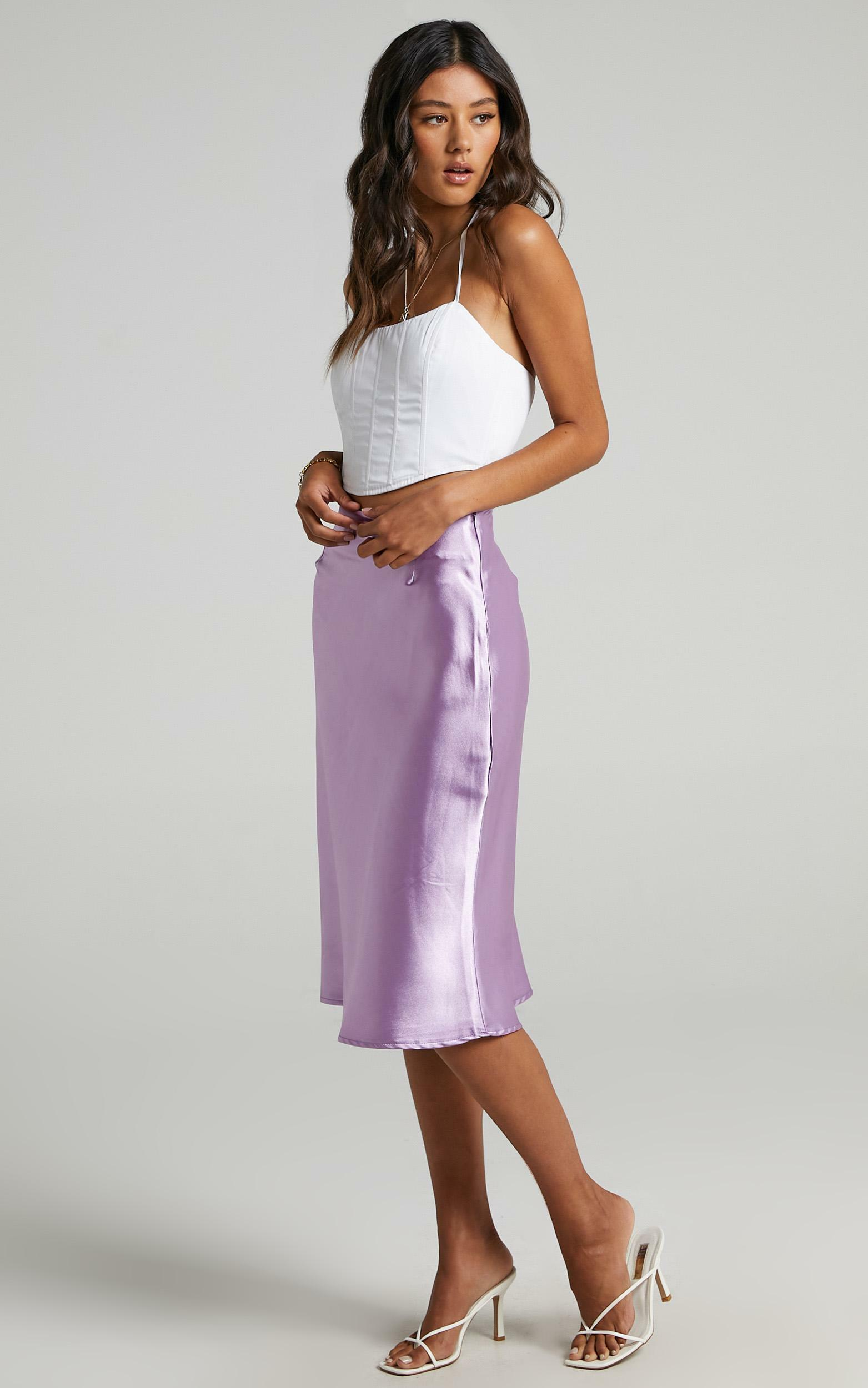 Creating Art Skirt in Lilac - 6 (XS), PRP3, hi-res image number null