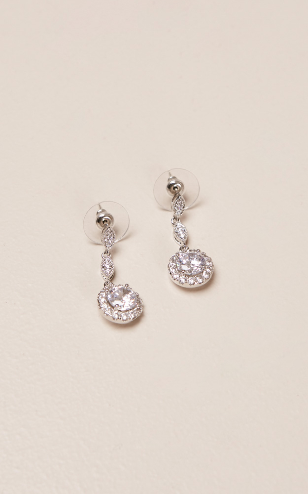 Lonely With You earrings in silver, , hi-res image number null