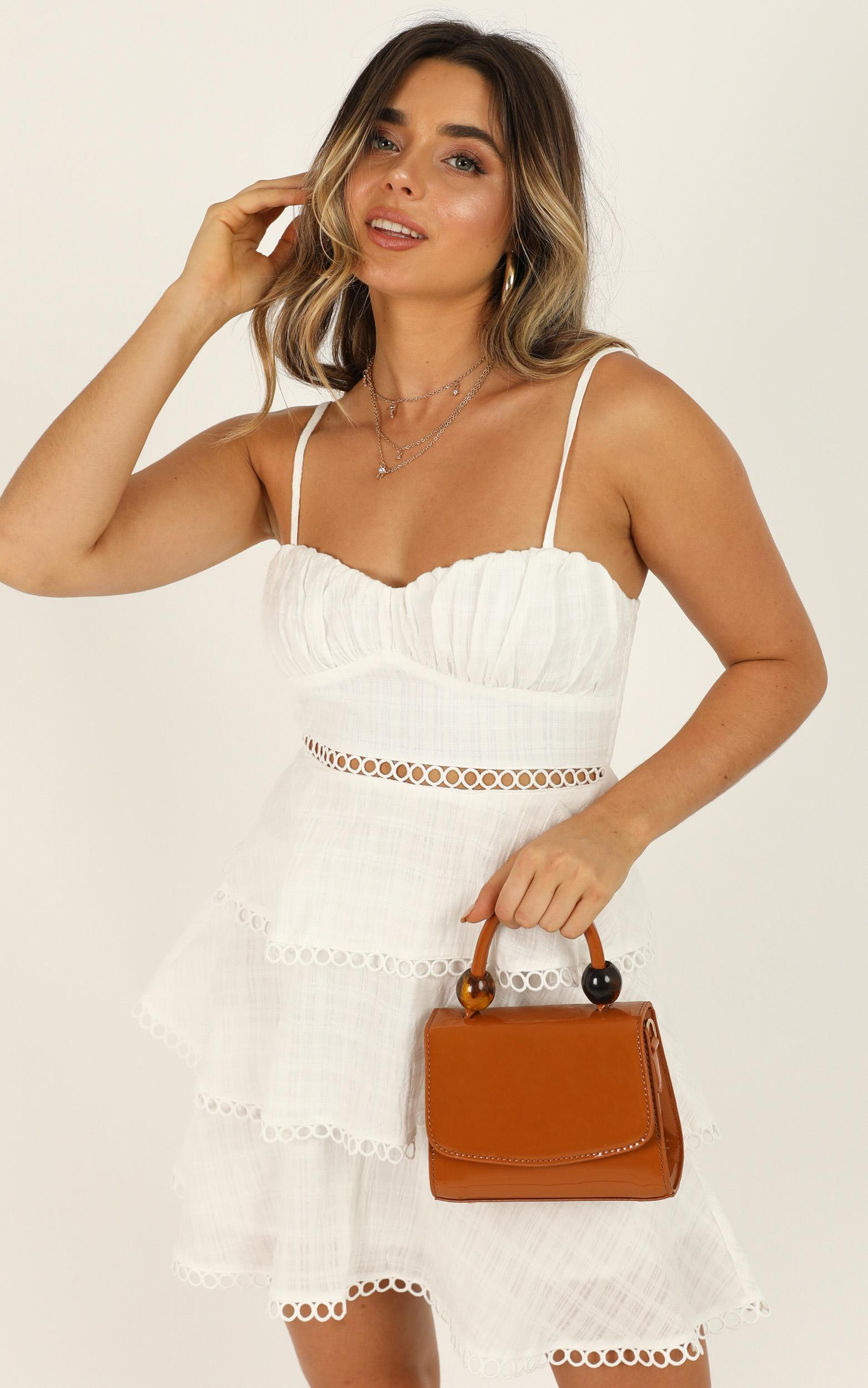 Young And In Love Micro Bag In Tan, Tan, hi-res image number null