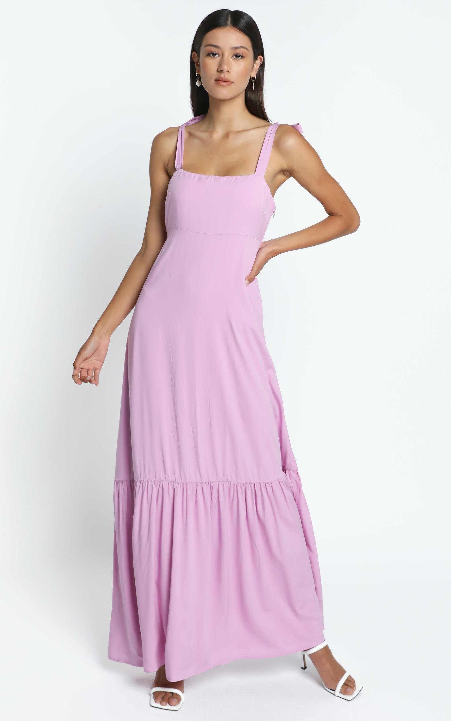 Honor Dress in Lilac - 14 (XL), Purple, hi-res image number null