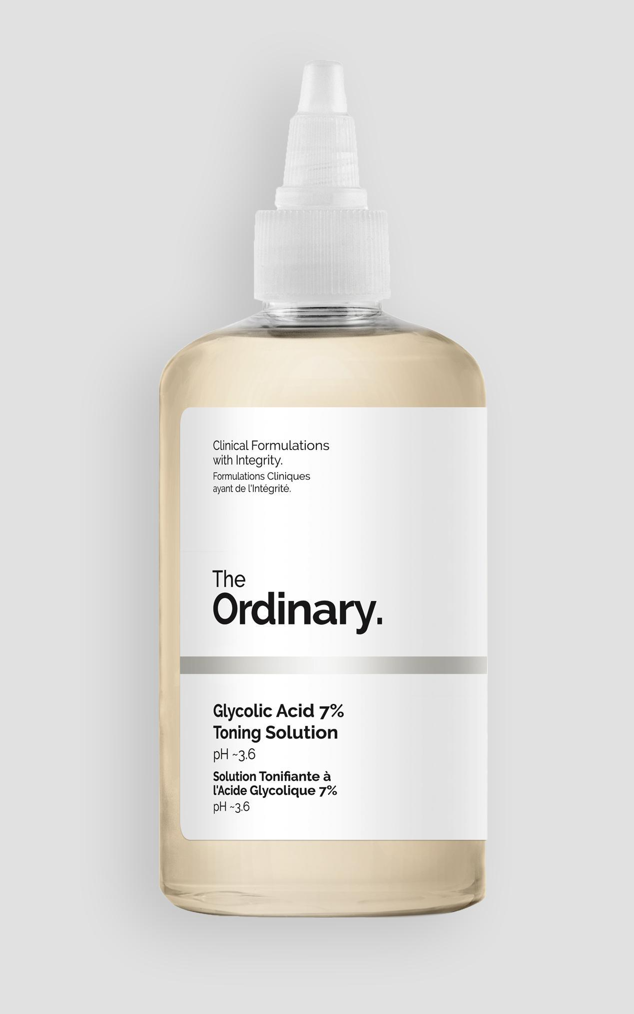 The Ordinary - Glycolic Acid 7% Toning Solution - 240ml , WHT3, hi-res image number null