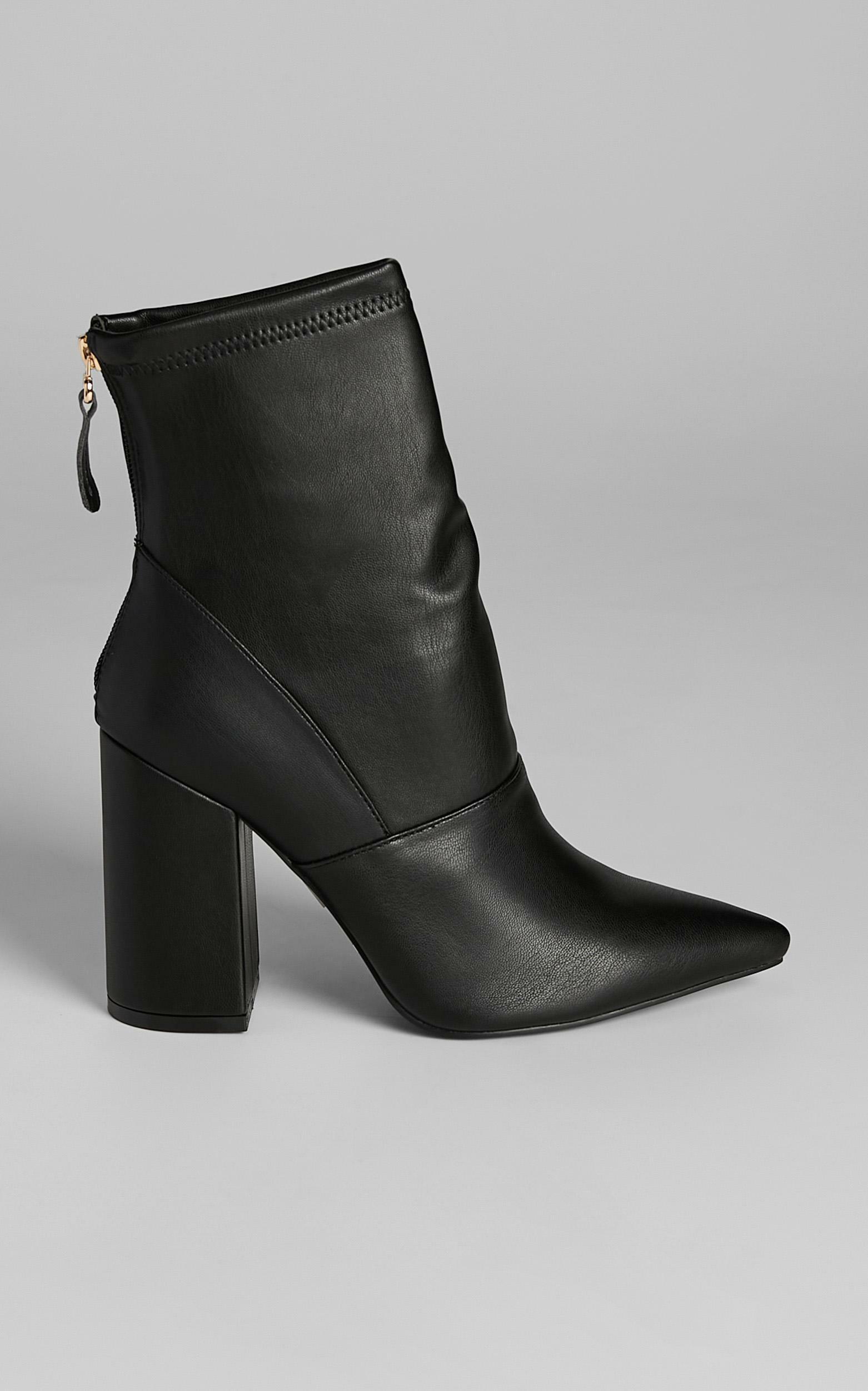 Billini - Thatcher Boots in Black - 5, Black, hi-res image number null
