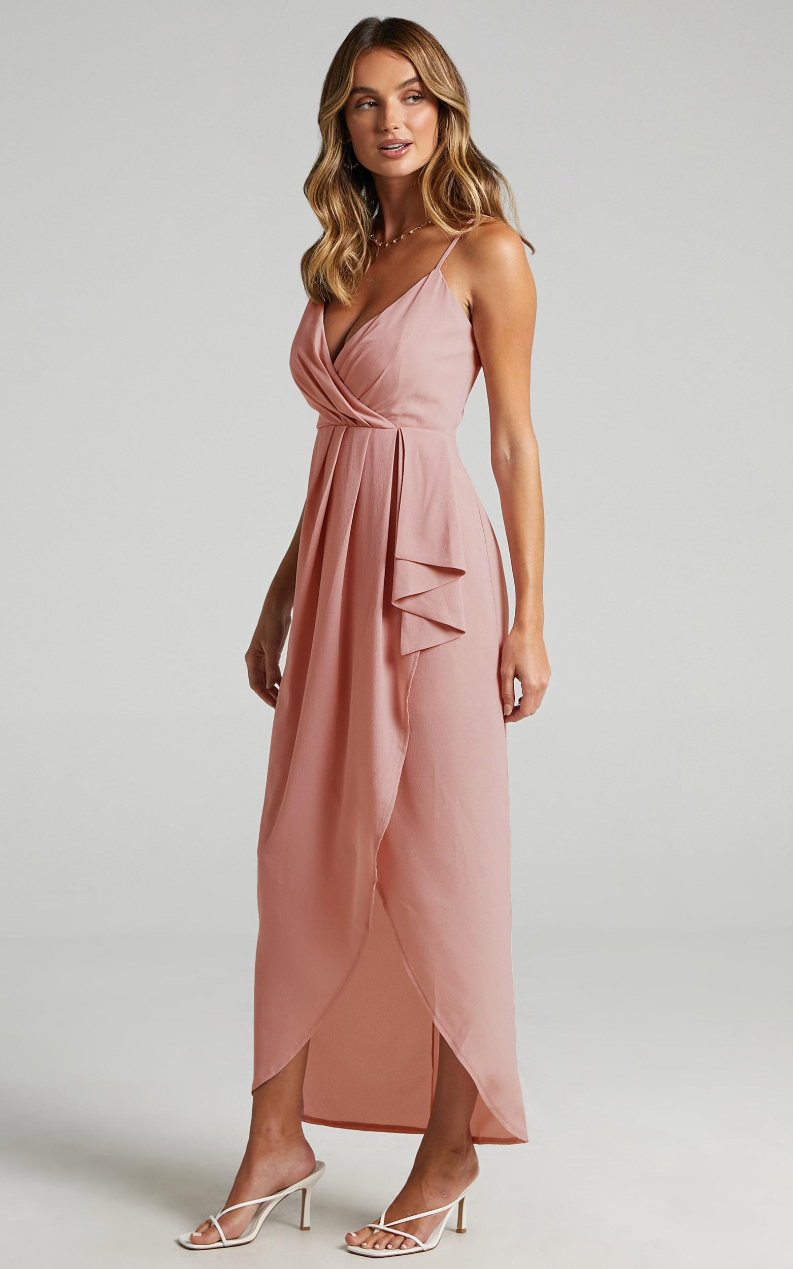 Gave Me You Dress in Blush - 08, PNK2, hi-res image number null