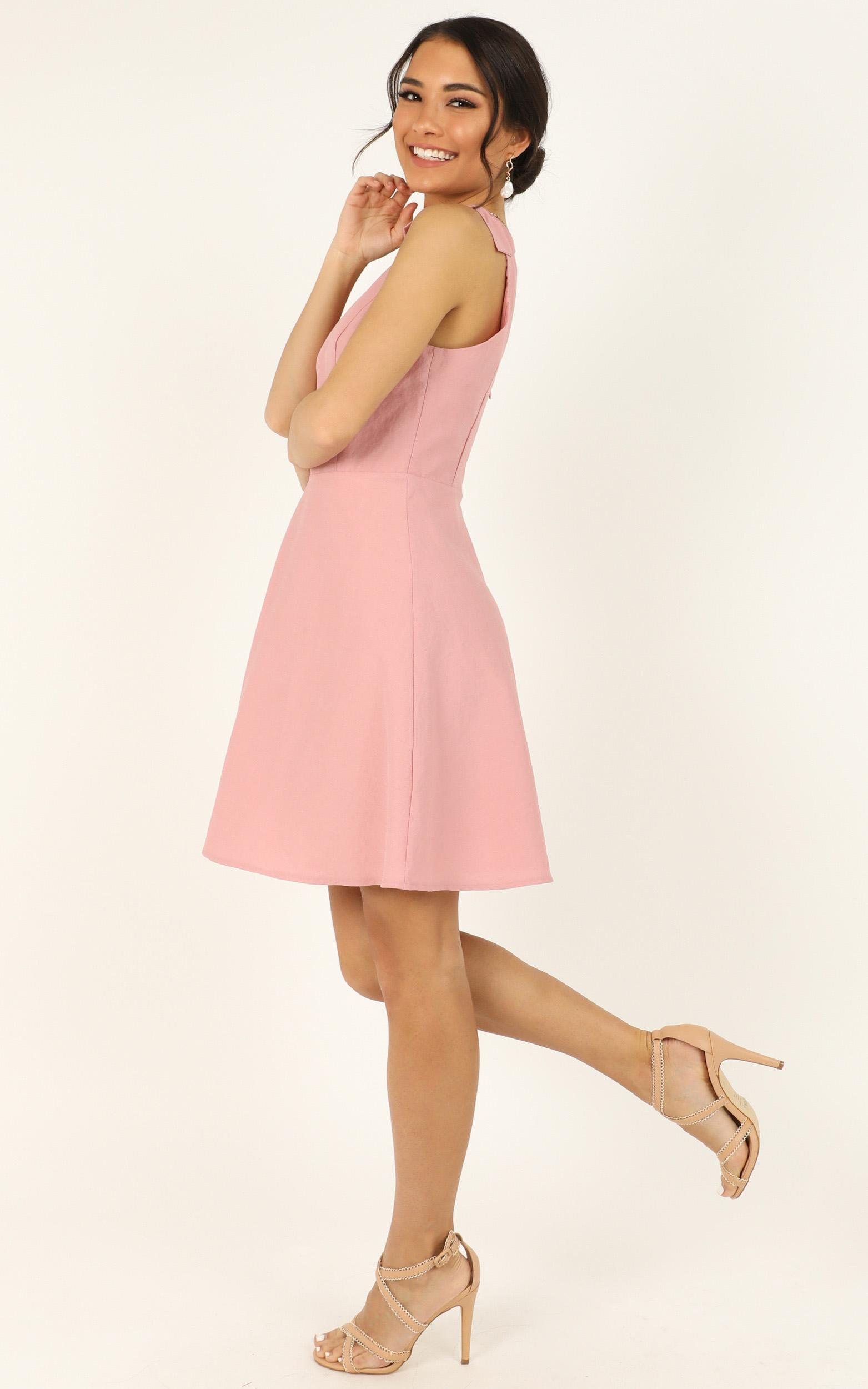 Sweetest Sunshine Dress in blush - 20 (XXXXL), Blush, hi-res image number null