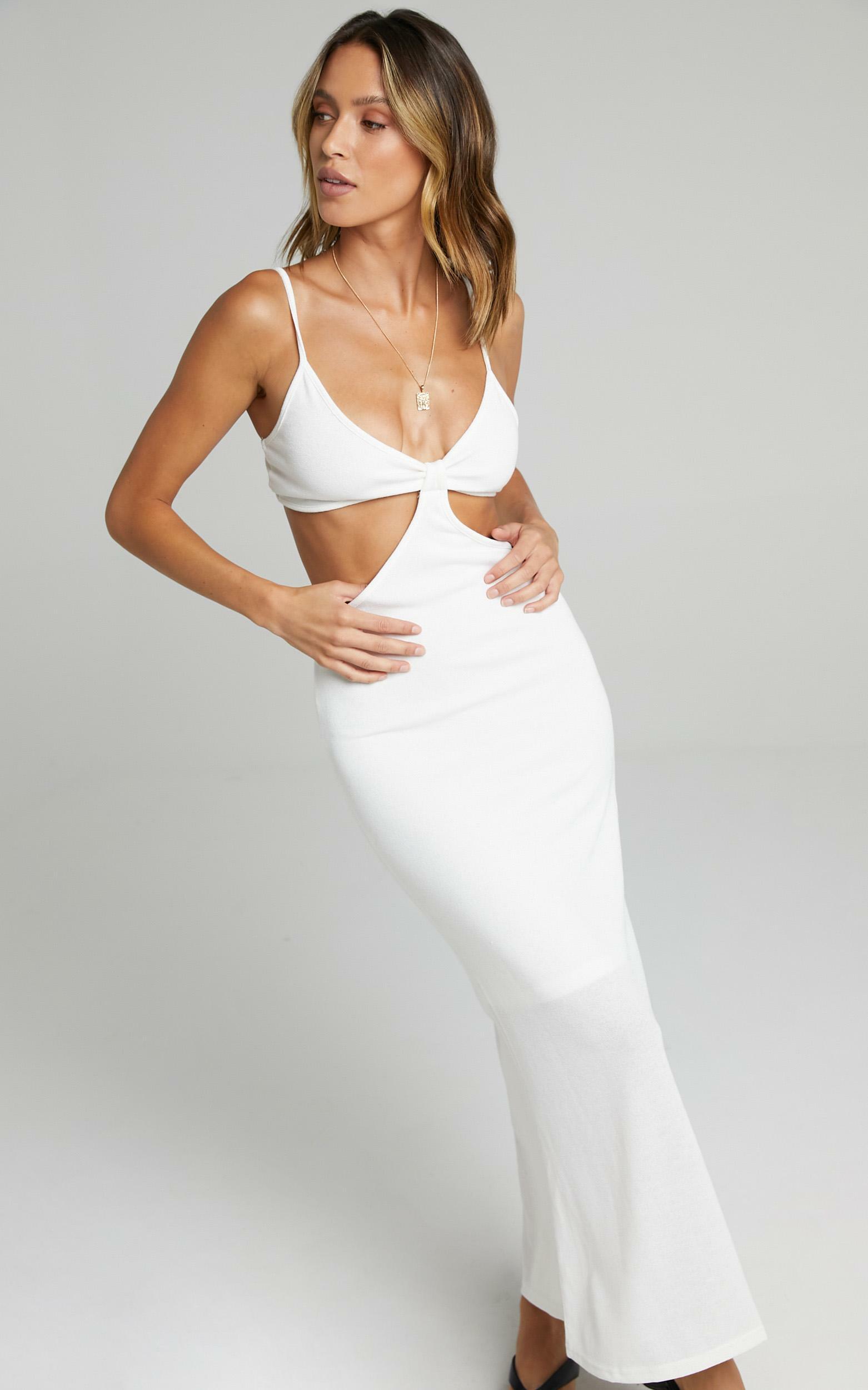 Kessandra Dress in White - 6 (XS), White, hi-res image number null