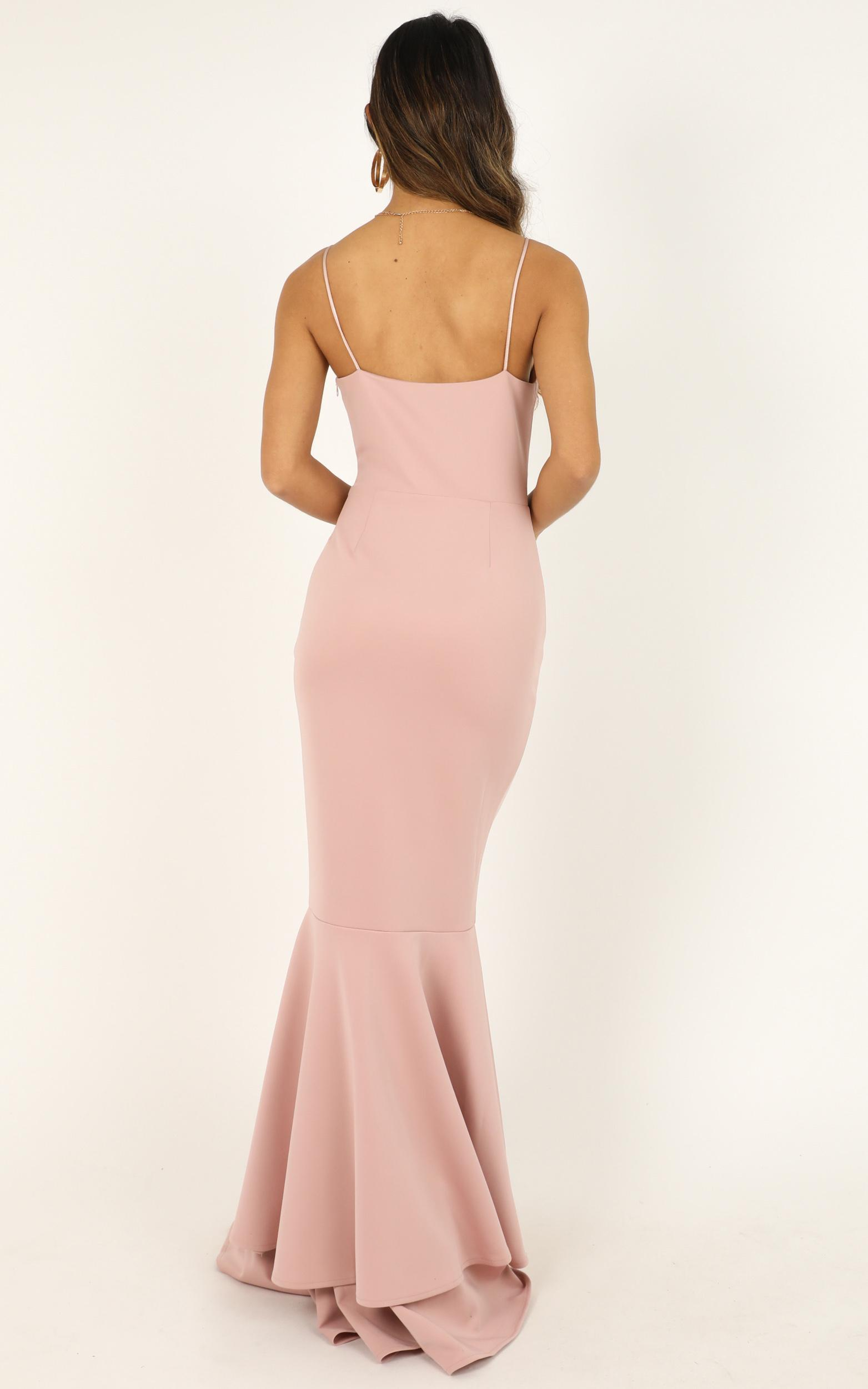 Way I Feel For You Dress in blush - 20 (XXXXL), Blush, hi-res image number null