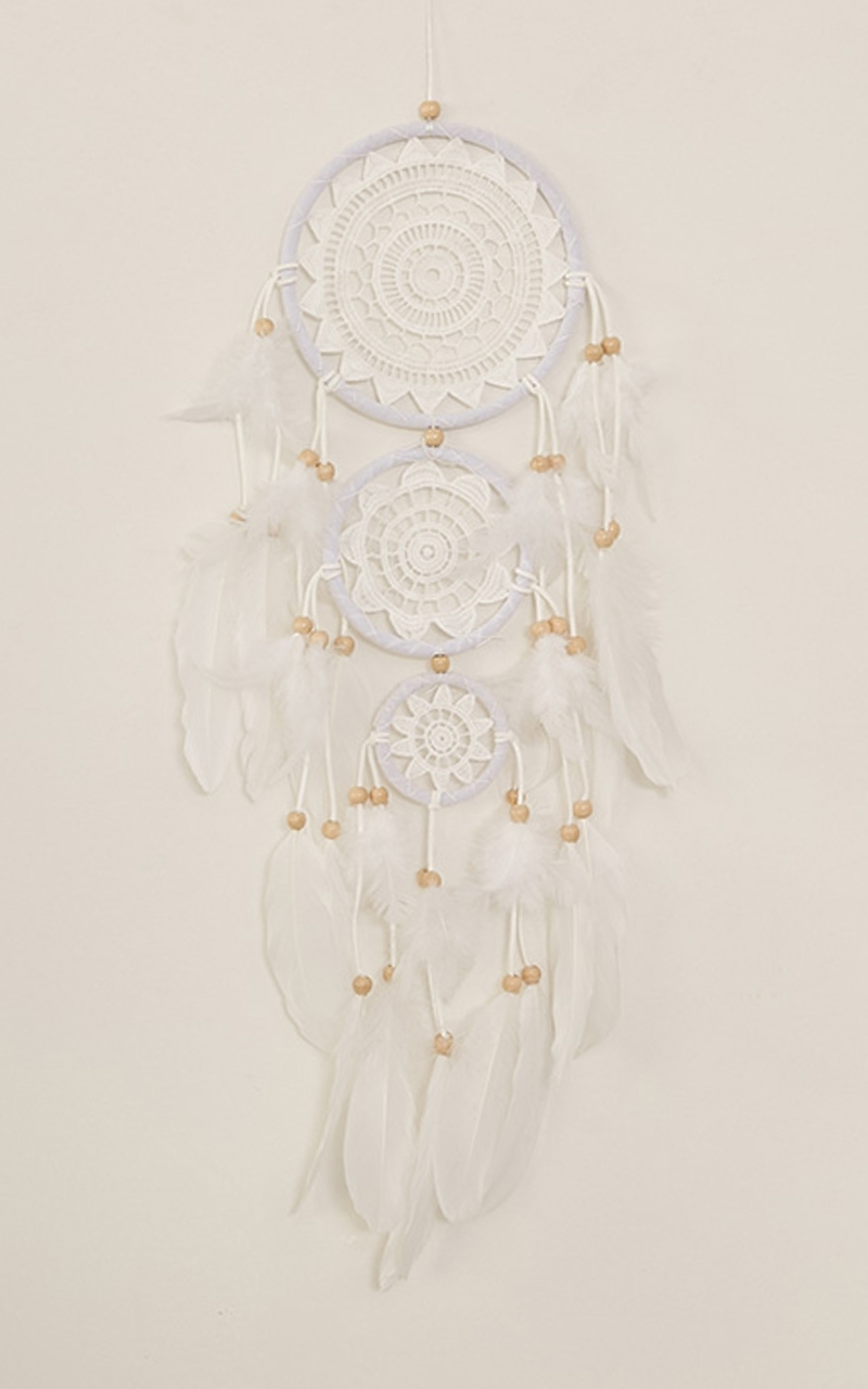 Save The Moment dream catcher in white, , hi-res image number null