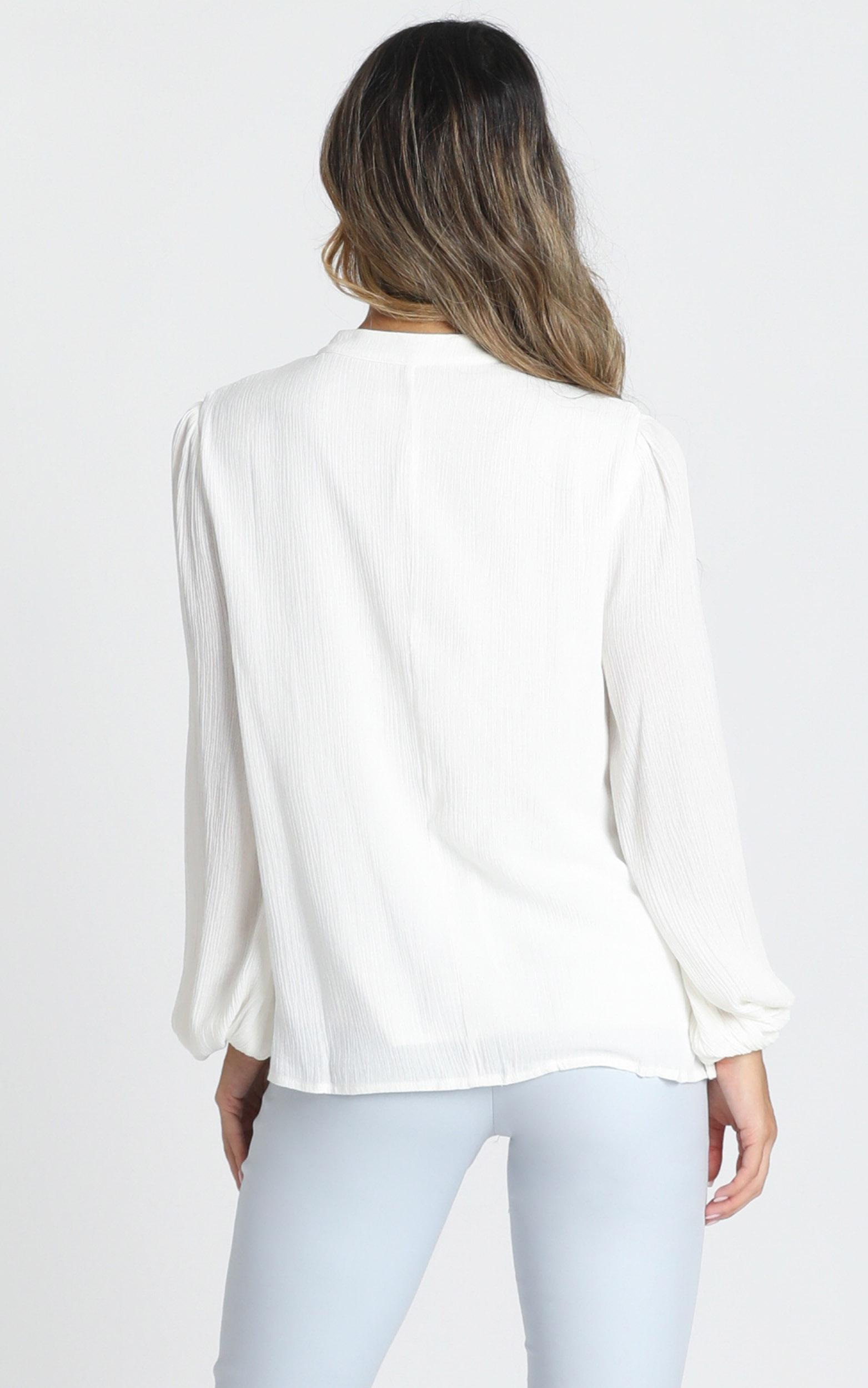 Formalities Top in white - 14 (XL), White, hi-res image number null