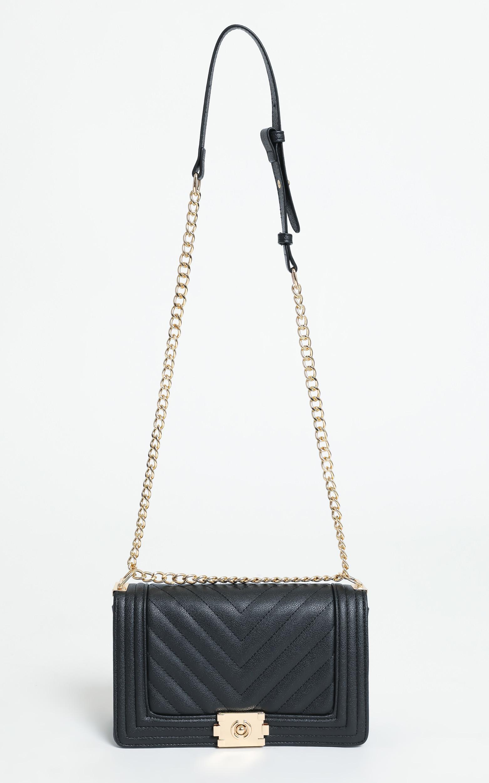 Ophelia Bag in Black, Black, hi-res image number null