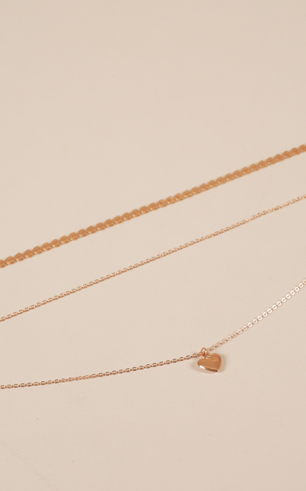 Now Or Never necklace in gold, , hi-res image number null