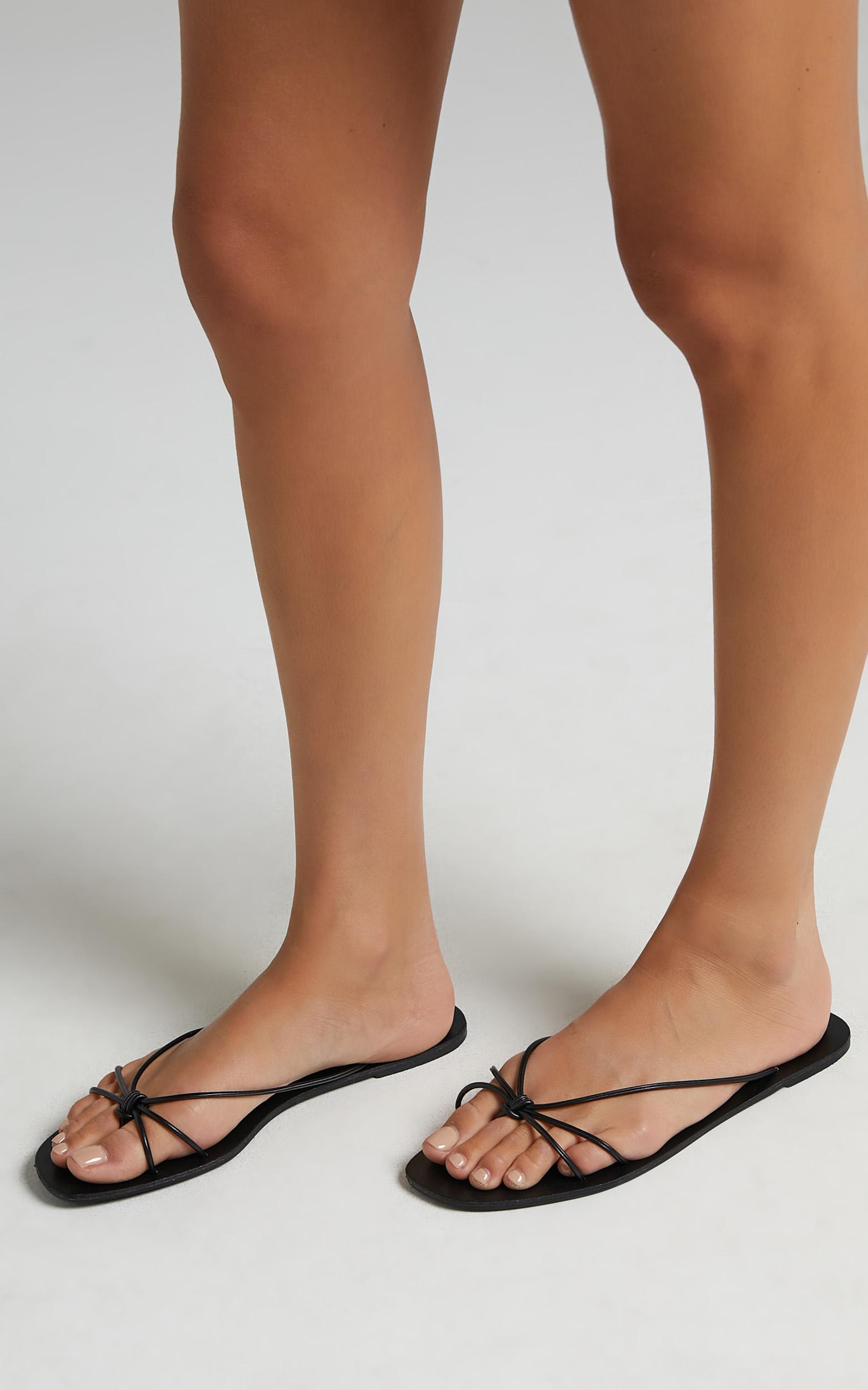 Billini - Helene Sandals in Black - 5, Black, hi-res image number null
