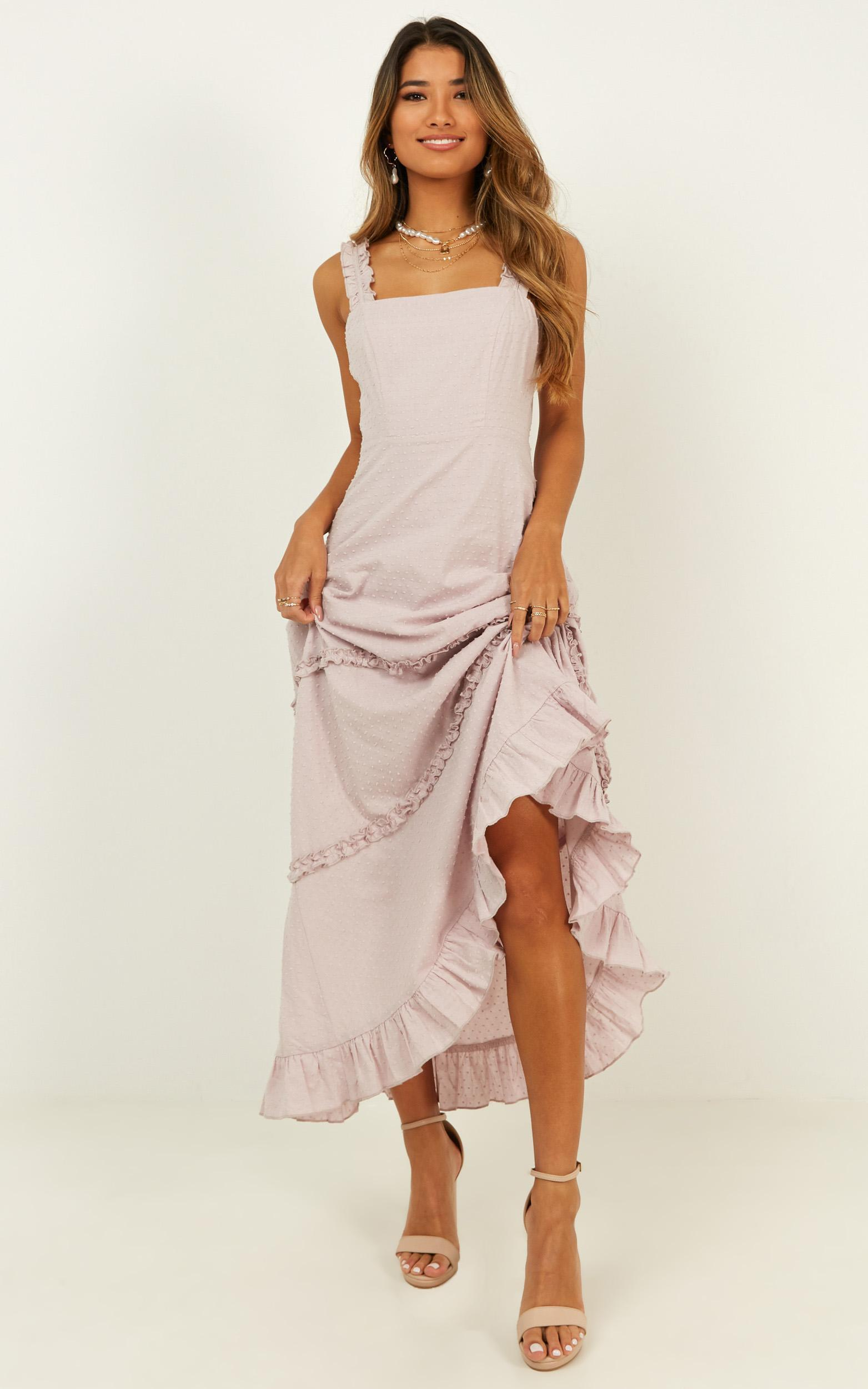 Coastal love dress in mauve - 20 (XXXXL), Blush, hi-res image number null