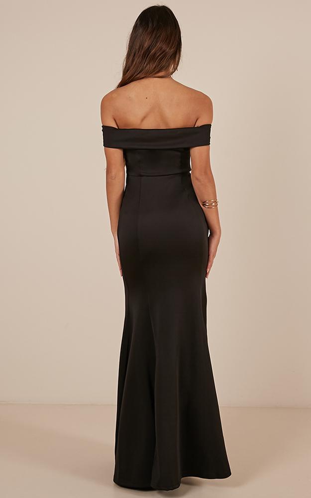 Modern Day Magic Maxi Dress in black - 20 (XXXXL), Black, hi-res image number null
