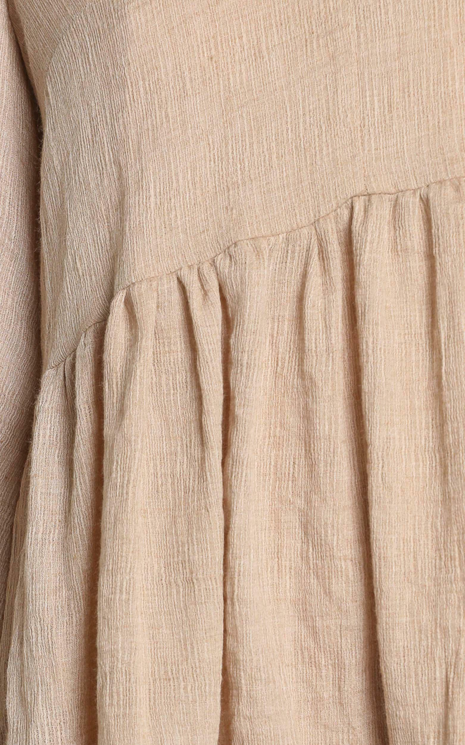 Carys Dress in Mocha - 6 (XS), Mocha, hi-res image number null