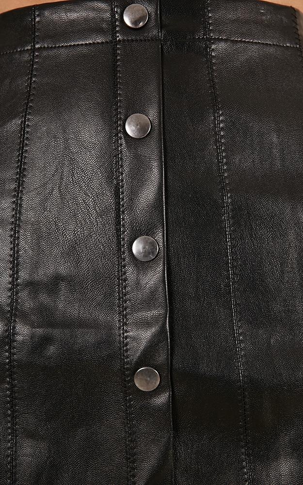 West Street Skirt in black - 20 (XXXXL), Black, hi-res image number null
