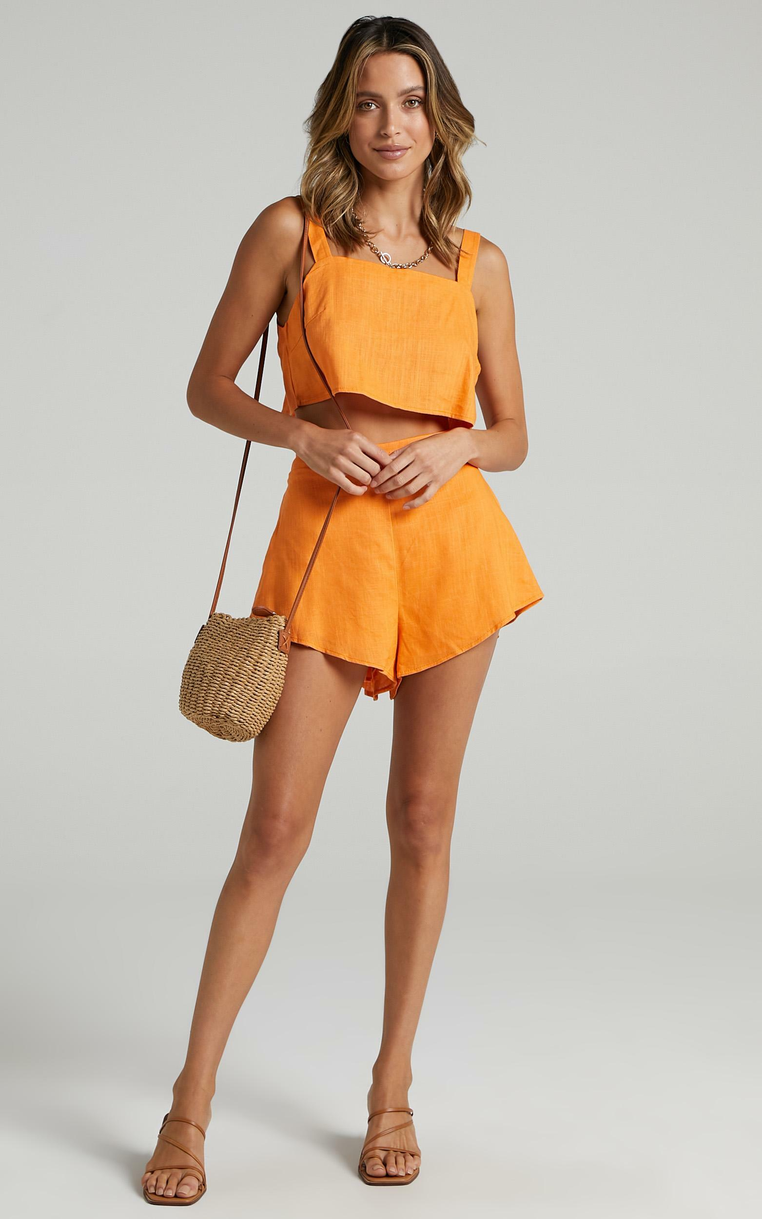 Save The Light Two Piece Set in Orange - 04, ORG2, hi-res image number null
